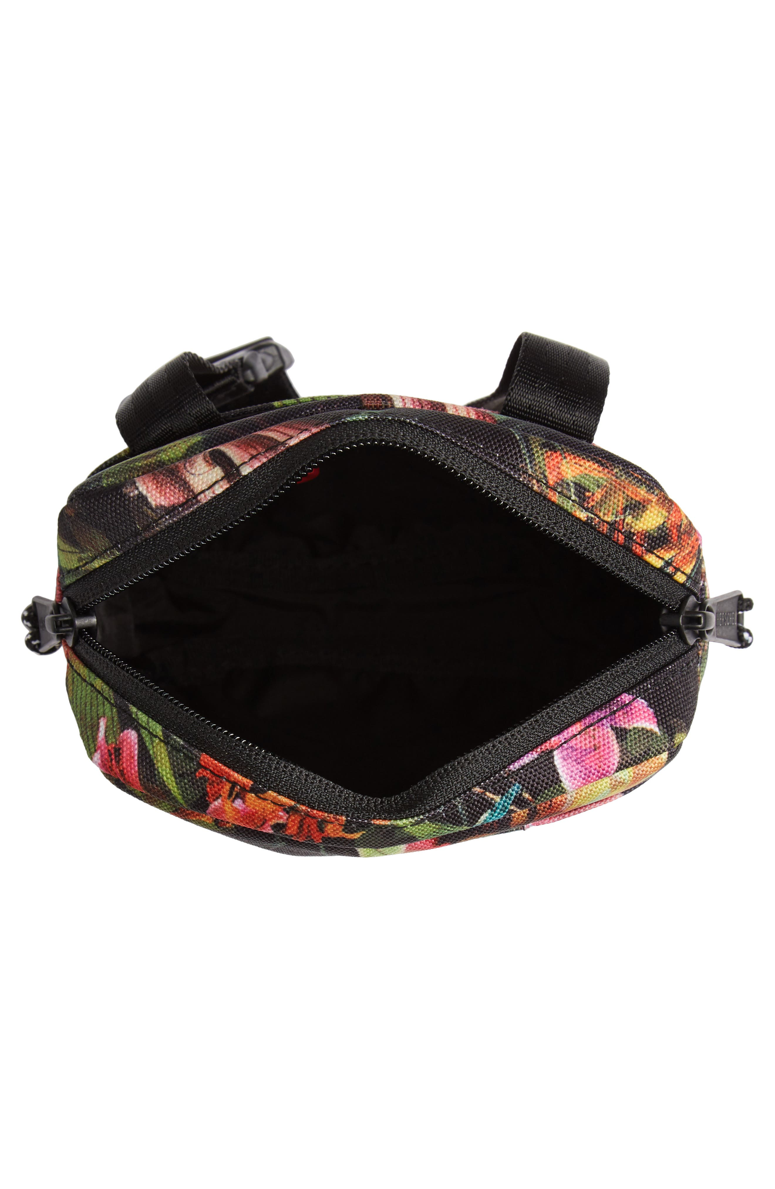 HERSCHEL SUPPLY CO., Cruz Crossbody Bag, Alternate thumbnail 5, color, JUNGLE HOFFMAN