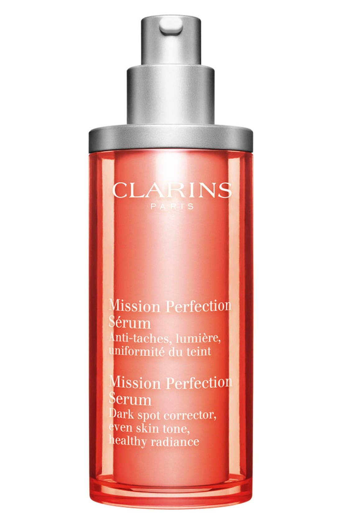 CLARINS, Mission Perfection Serum, Alternate thumbnail 4, color, NO COLOR