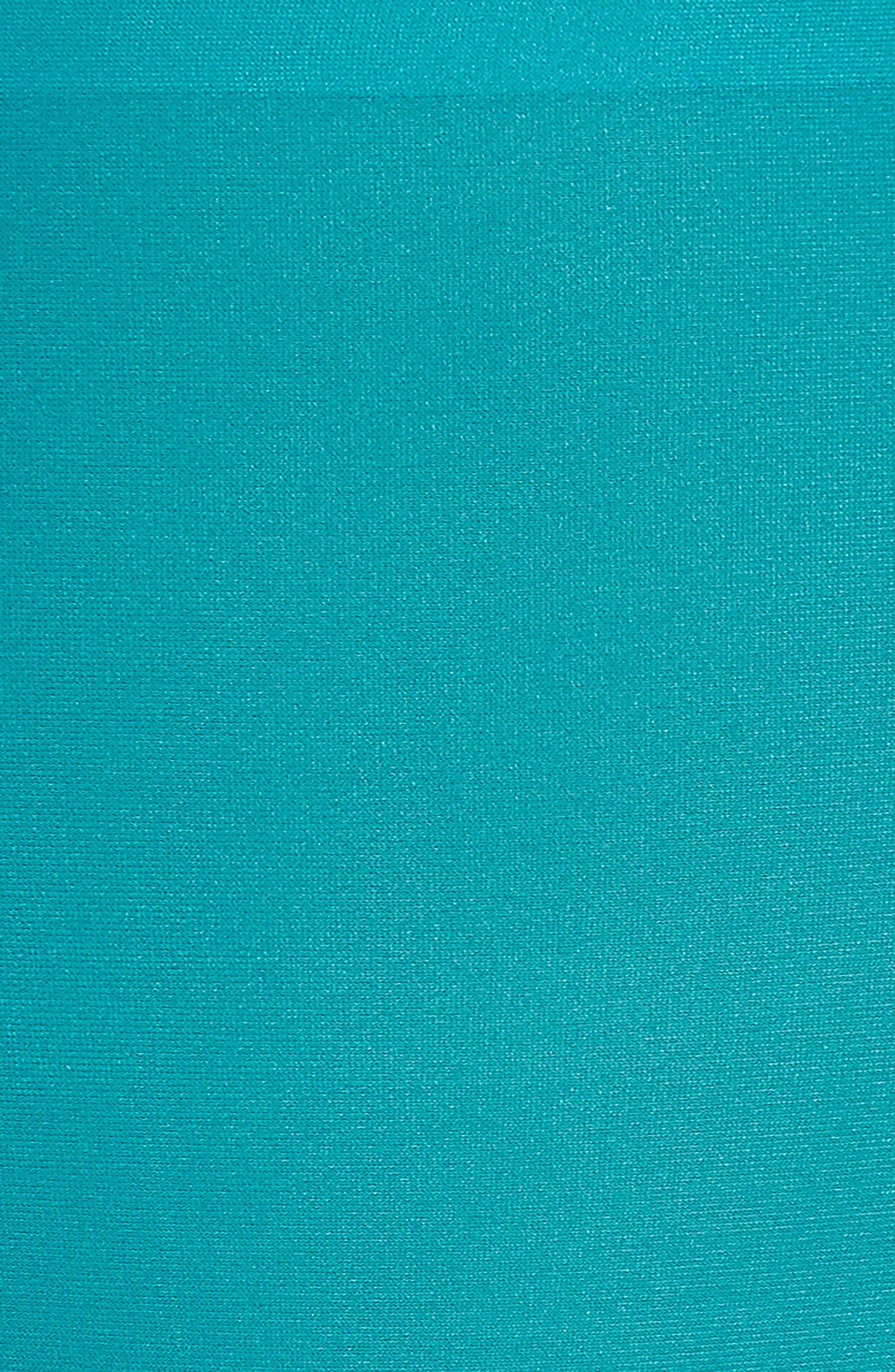 CHANTELLE LINGERIE, Soft Stretch High Waist Seamless Briefs, Alternate thumbnail 5, color, JET GREEN