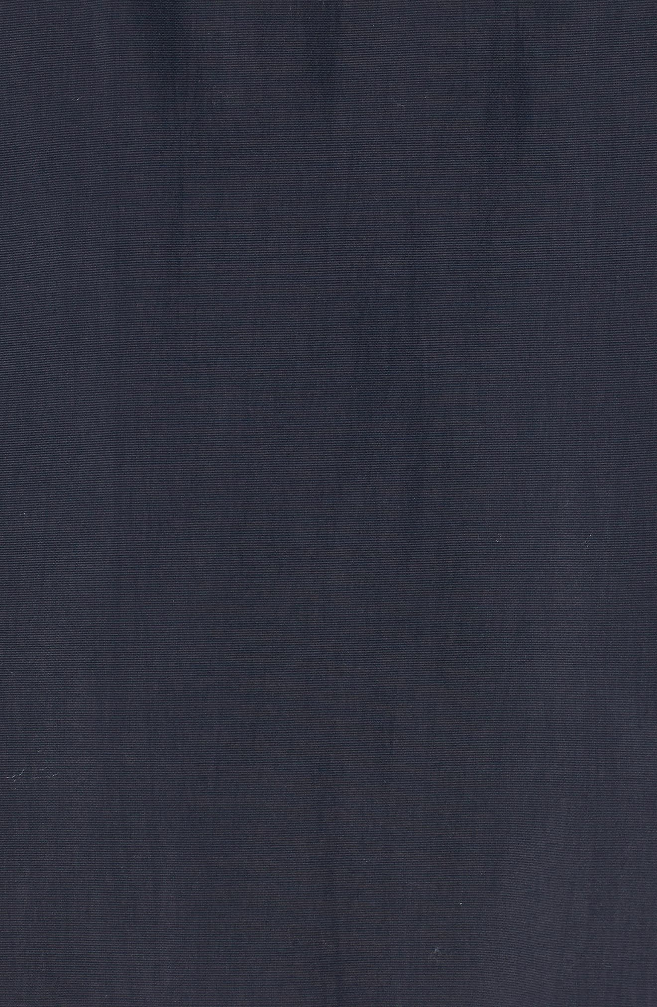 BARBOUR, Tiree Waterproof Jacket, Alternate thumbnail 6, color, 410