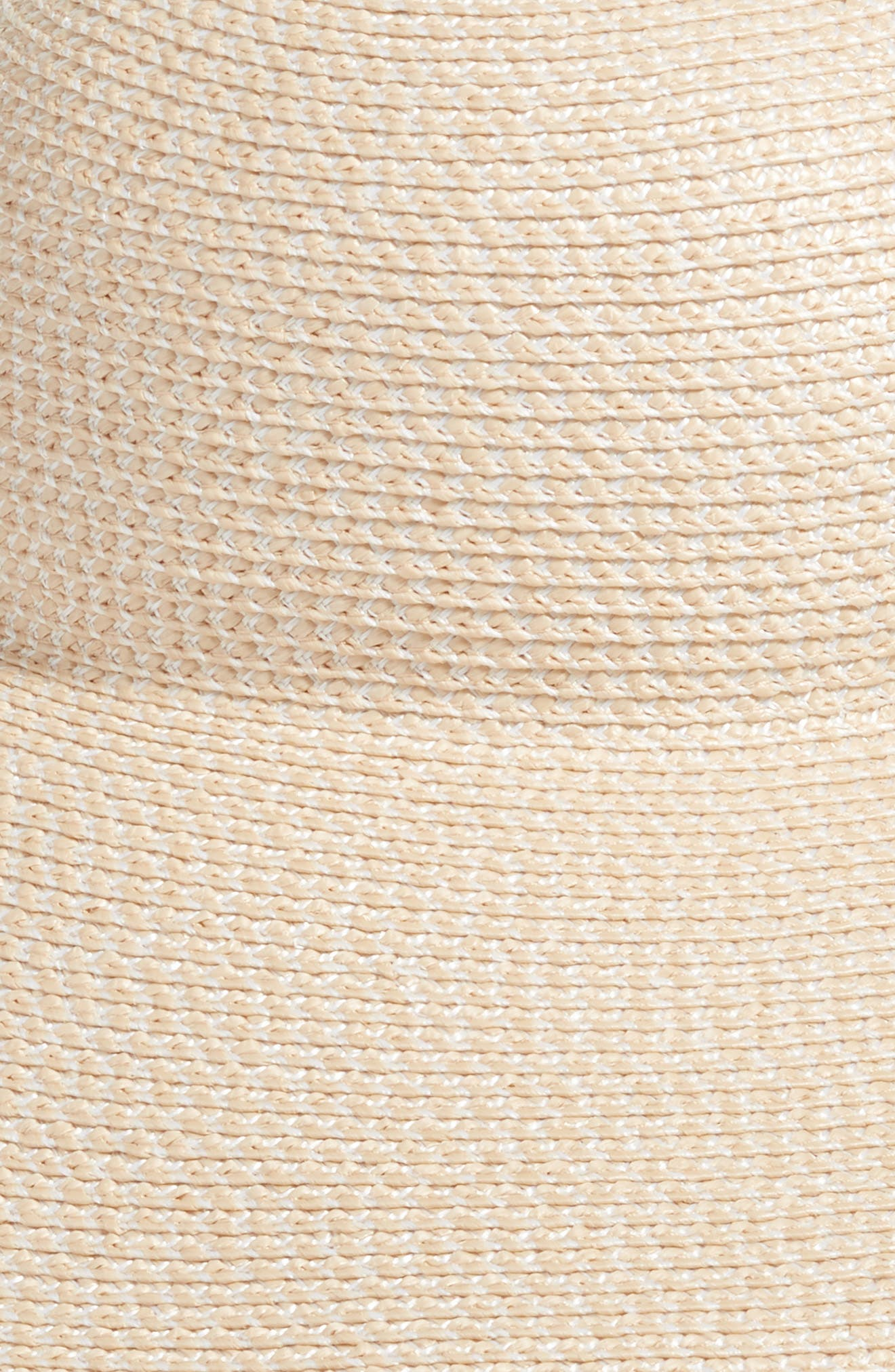 ERIC JAVITS, Bella Squishee<sup>®</sup> Sun Hat, Alternate thumbnail 2, color, CREAM