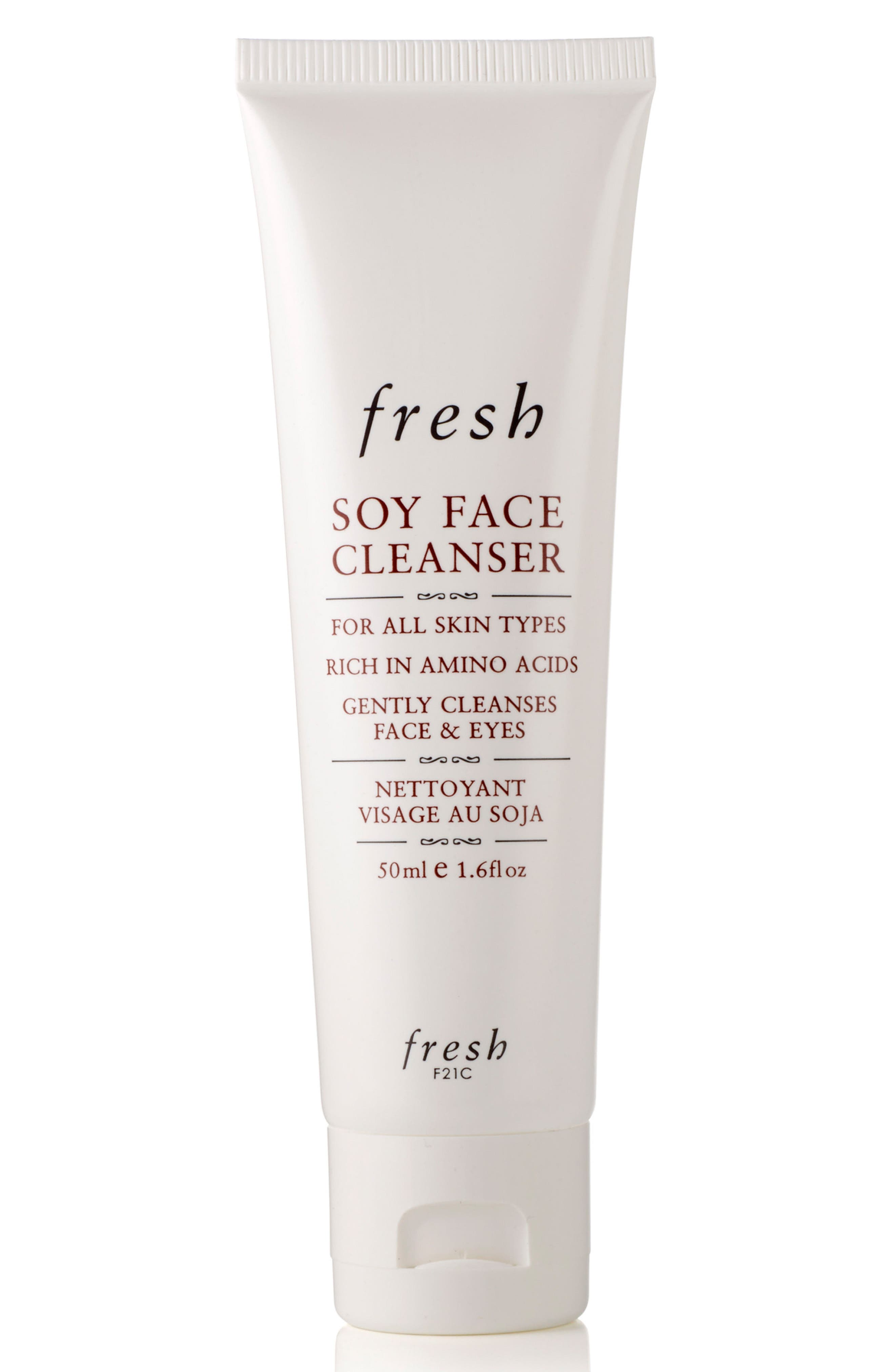 FRESH<SUP>®</SUP>, Soy Face Cleanser<sup>®</sup>, Main thumbnail 1, color, NO COLOR