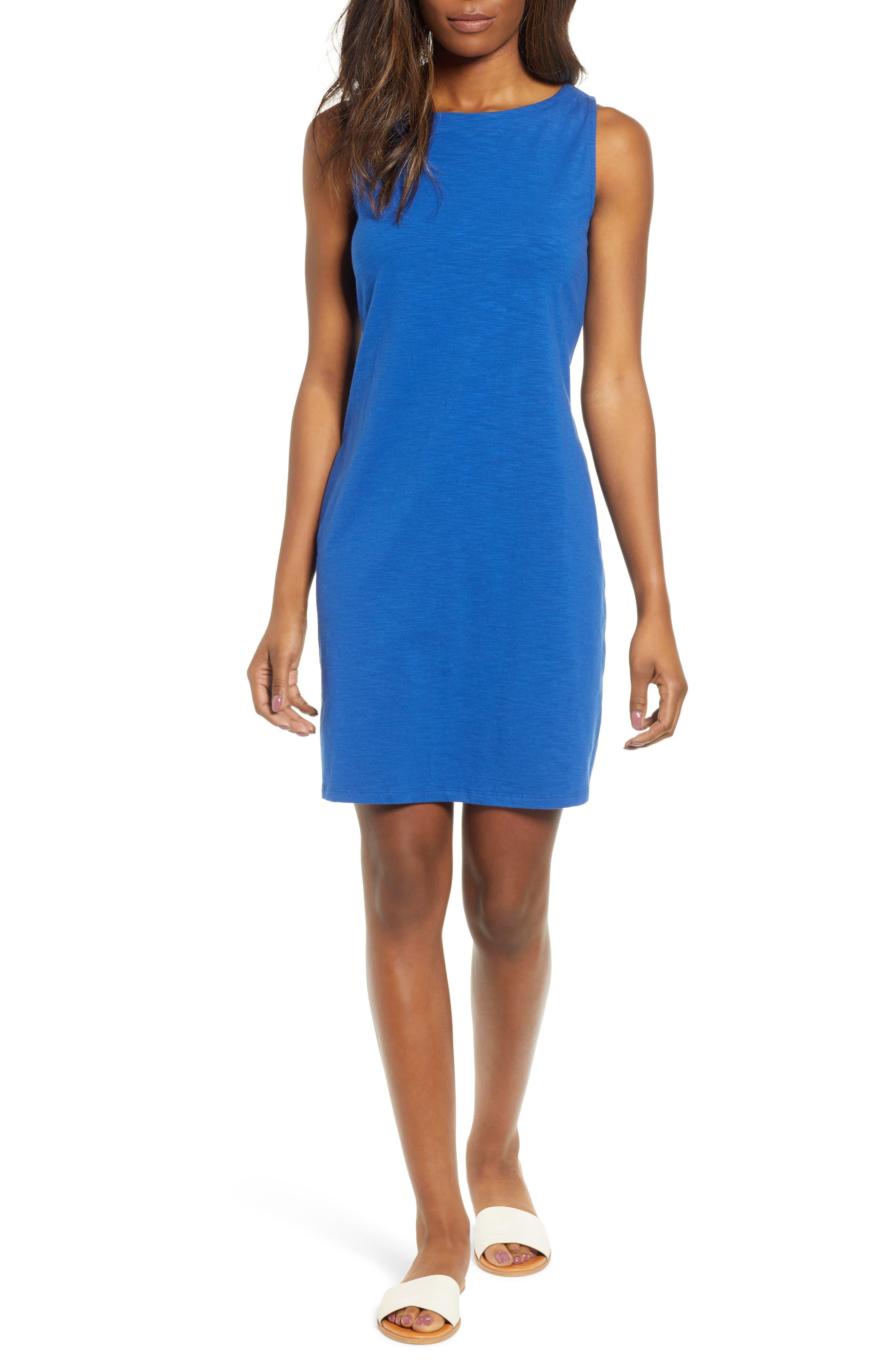 Tommy Bahama Jer-Sea Shift Dress, Blue