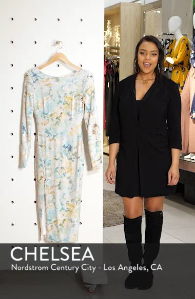 Natalie Scoop Back Sequin Dress, sales video thumbnail