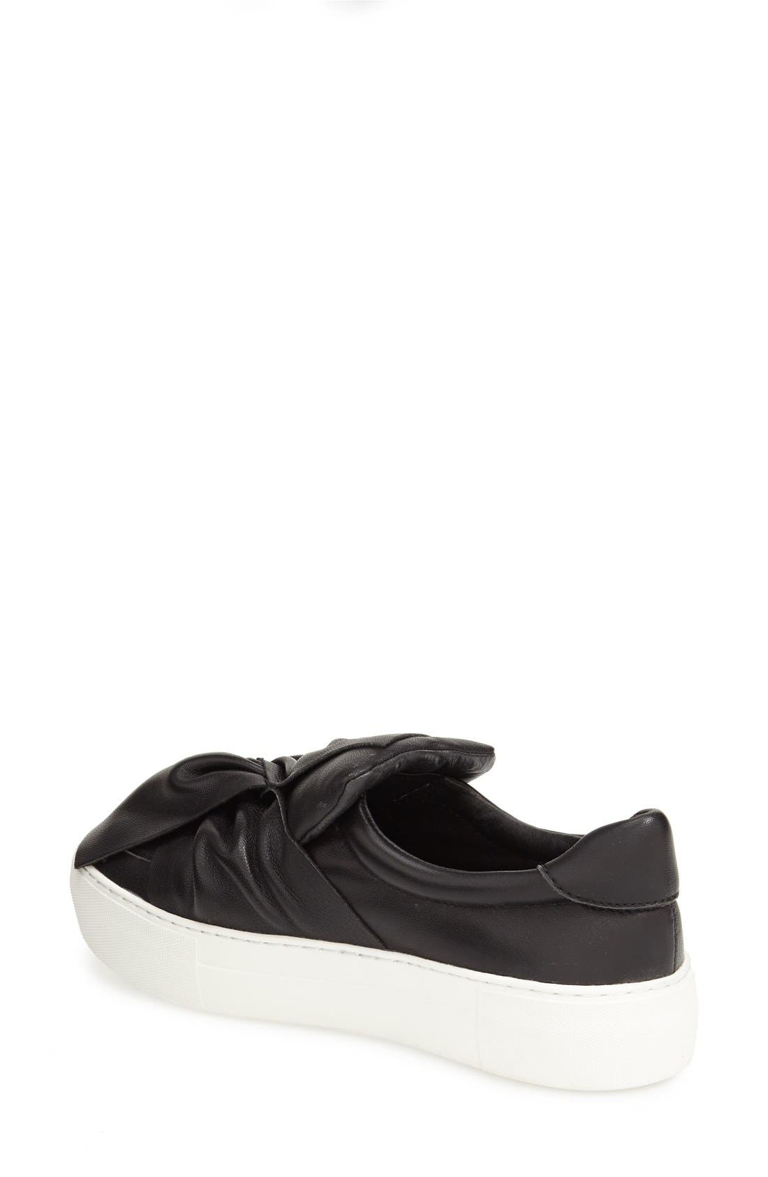JSLIDES, 'Annabelle' Platform Sneaker, Alternate thumbnail 2, color, 015