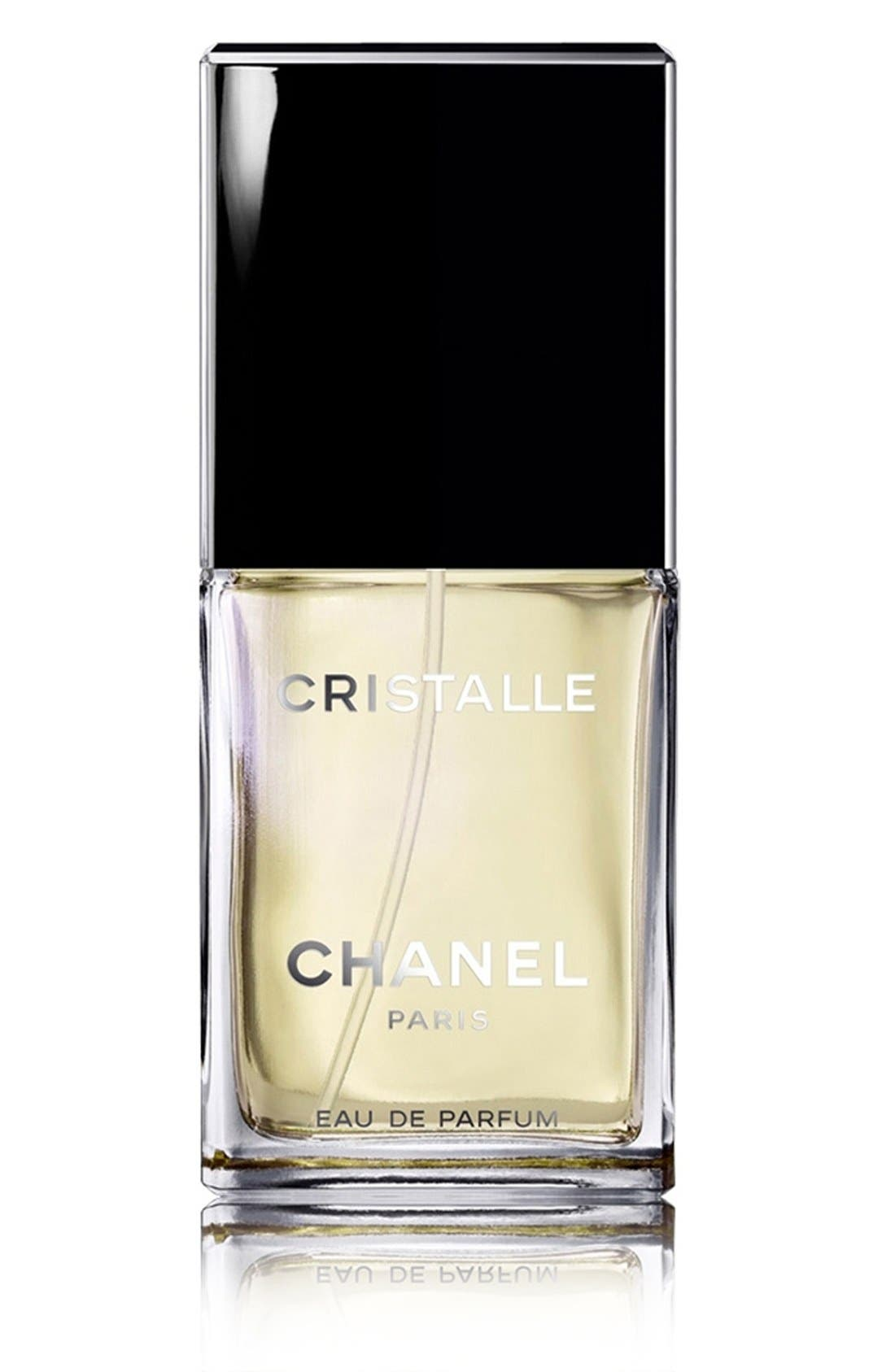 CHANEL, CRISTALLE<br />Eau de Parfum Spray, Main thumbnail 1, color, NO COLOR