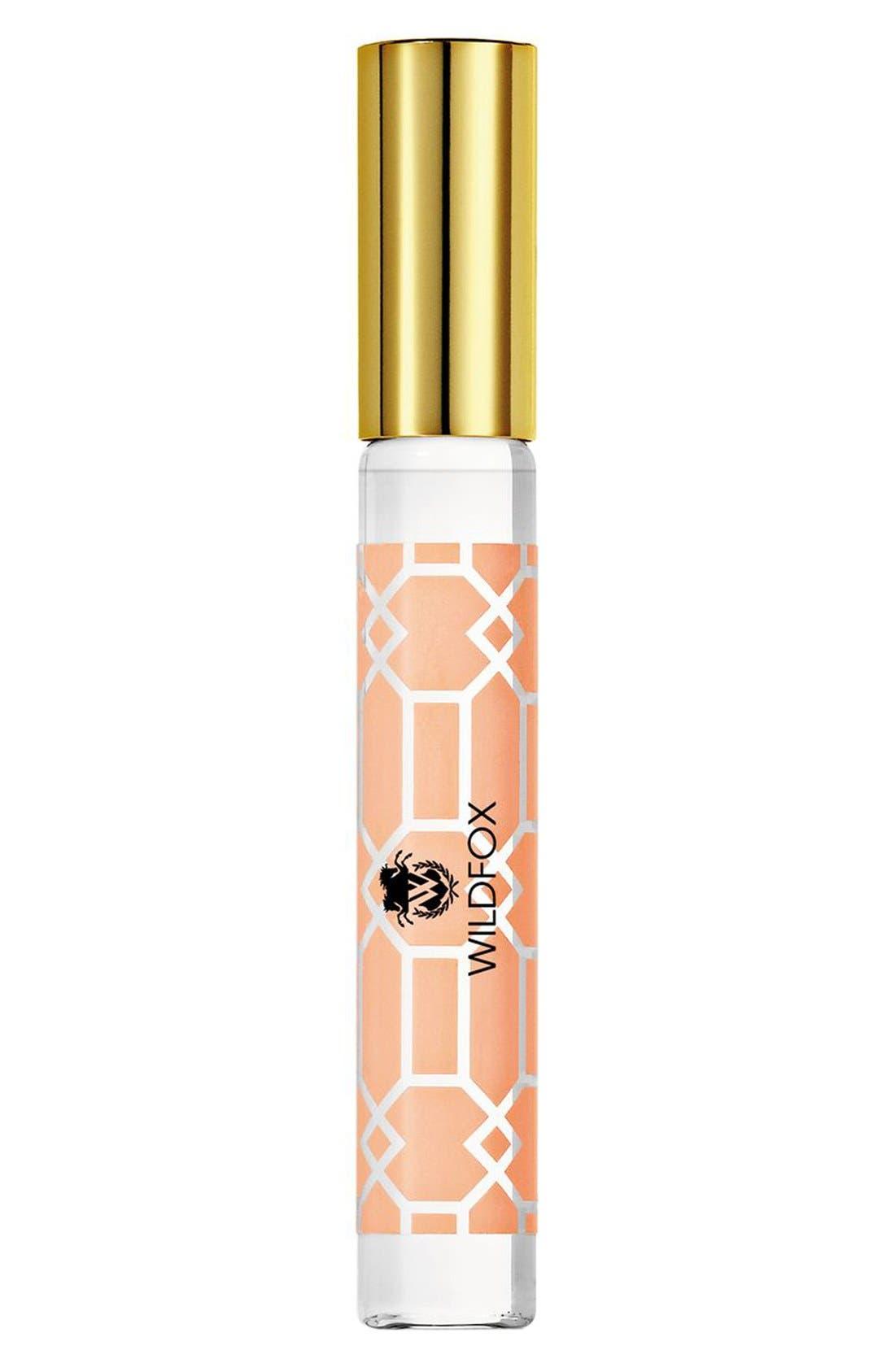 WILDFOX, Eau de Parfum Rollerball, Main thumbnail 1, color, NO COLOR