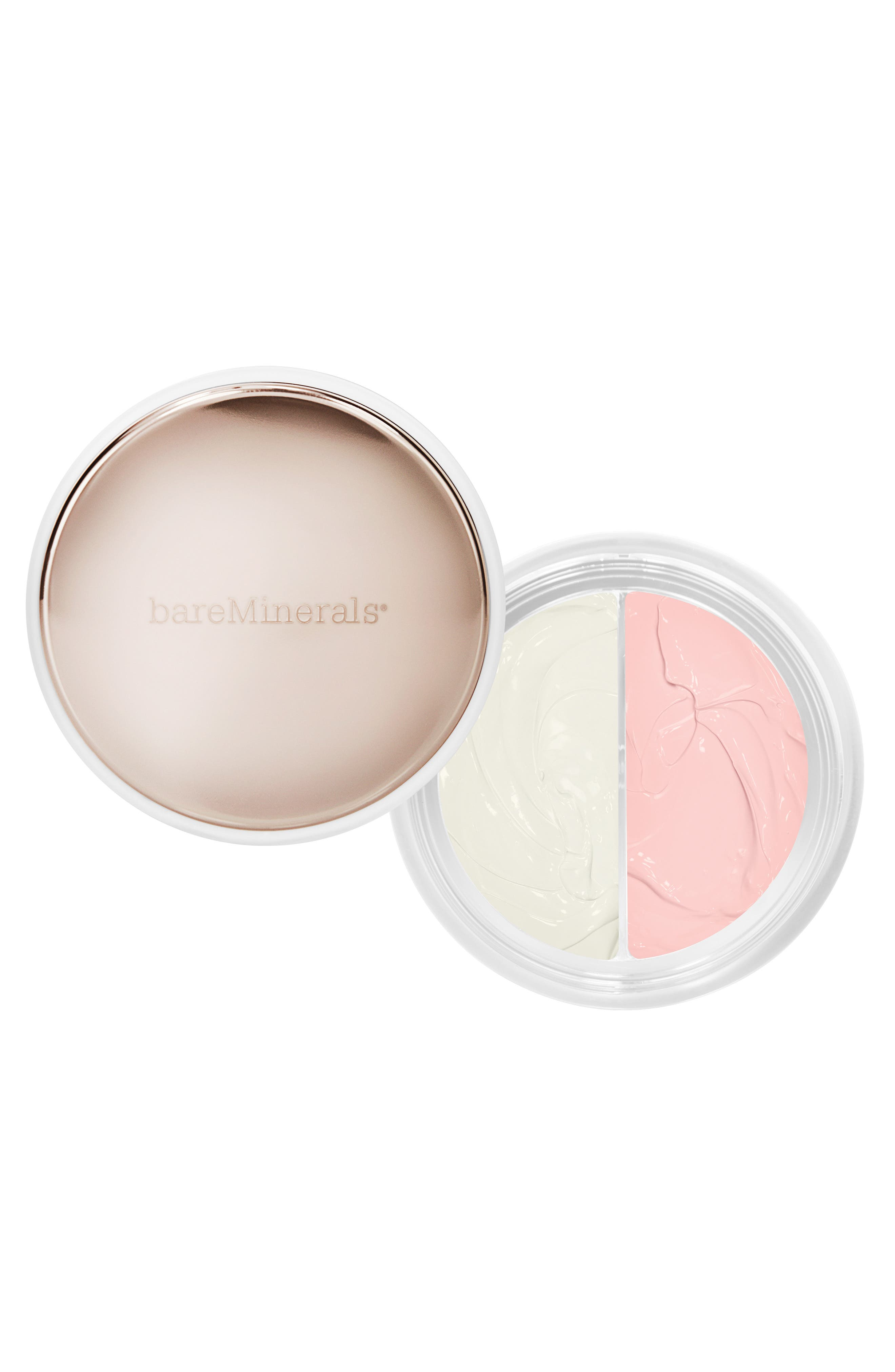 BAREMINERALS<SUP>®</SUP>, Be Pure & Be Dewy Claymates Mask Duo, Alternate thumbnail 2, color, NO COLOR