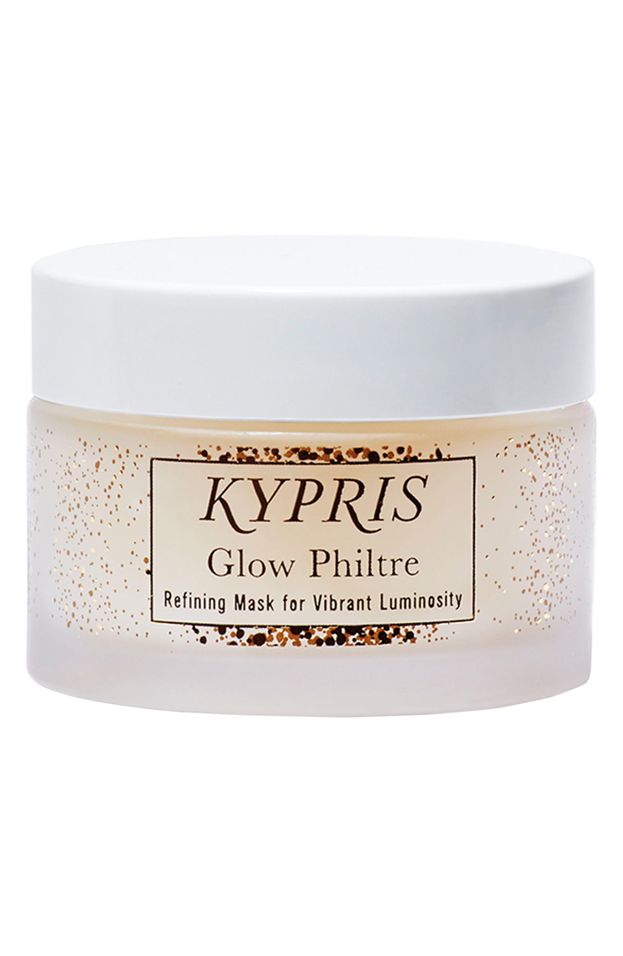 KYPRIS BEAUTY, Glow Philtre Refining Mask for Vibrant Luminosity, Main thumbnail 1, color, NO COLOR