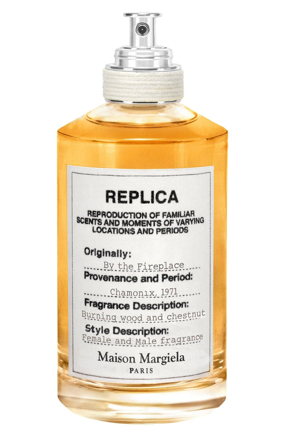 MAISON MARGIELA, Replica By the Fireplace Fragrance, Main thumbnail 1, color, NO COLOR