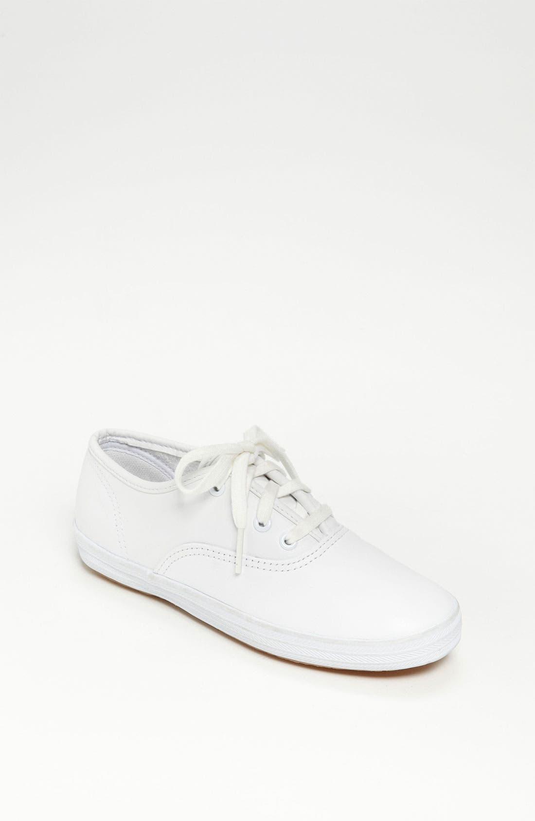KEDS<SUP>®</SUP>, 'Champion' Sneaker, Main thumbnail 1, color, 101
