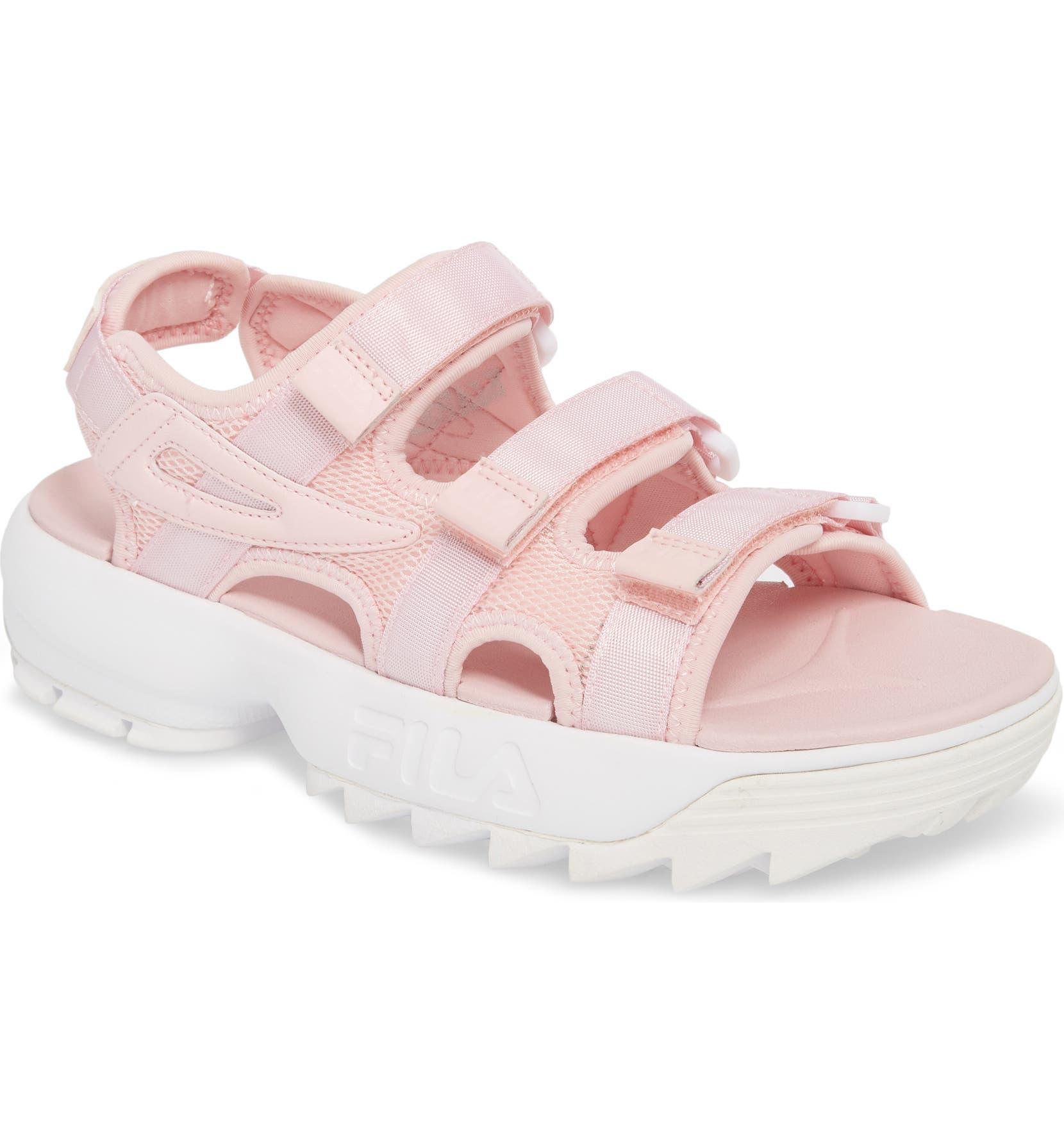 83fe4e7f466e FILA Disruptor Sandal (Women)