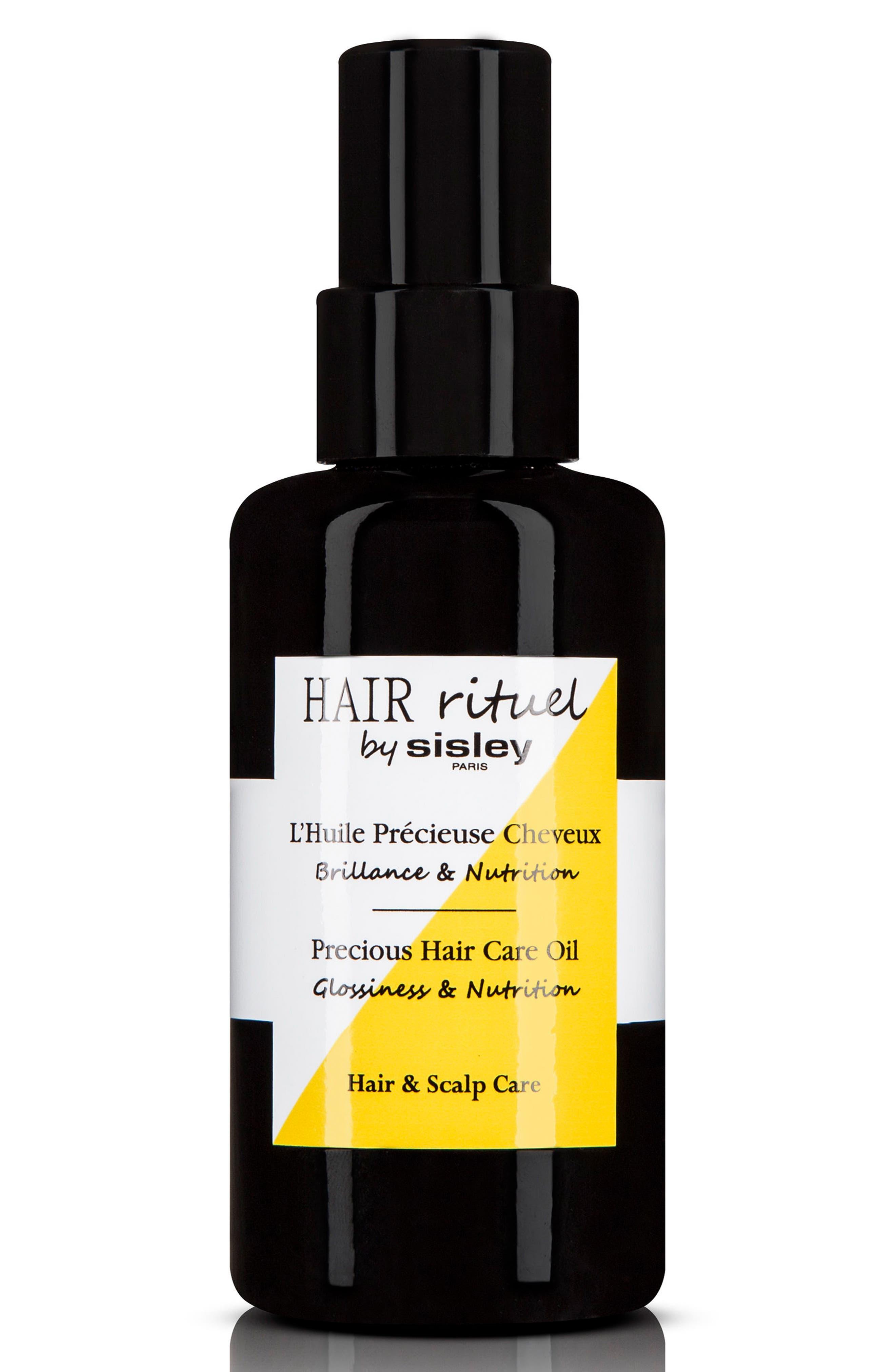 SISLEY PARIS, Precious Hair Care Oil, Main thumbnail 1, color, NO COLOR