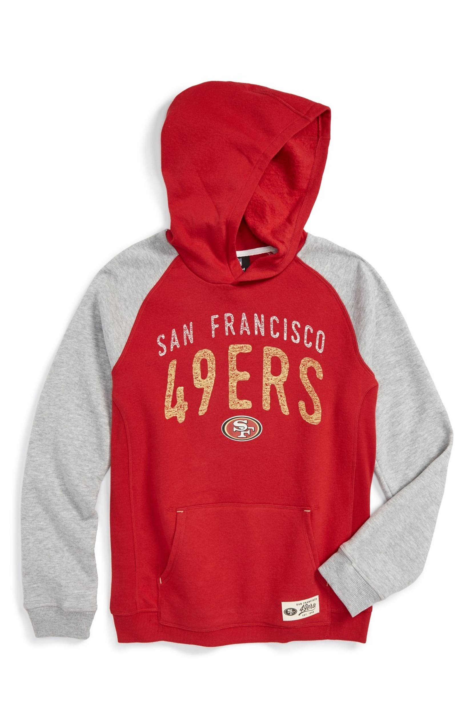 New Outerstuff 'Foundation San Francisco 49ers' Pullover Hoodie (Big  supplier