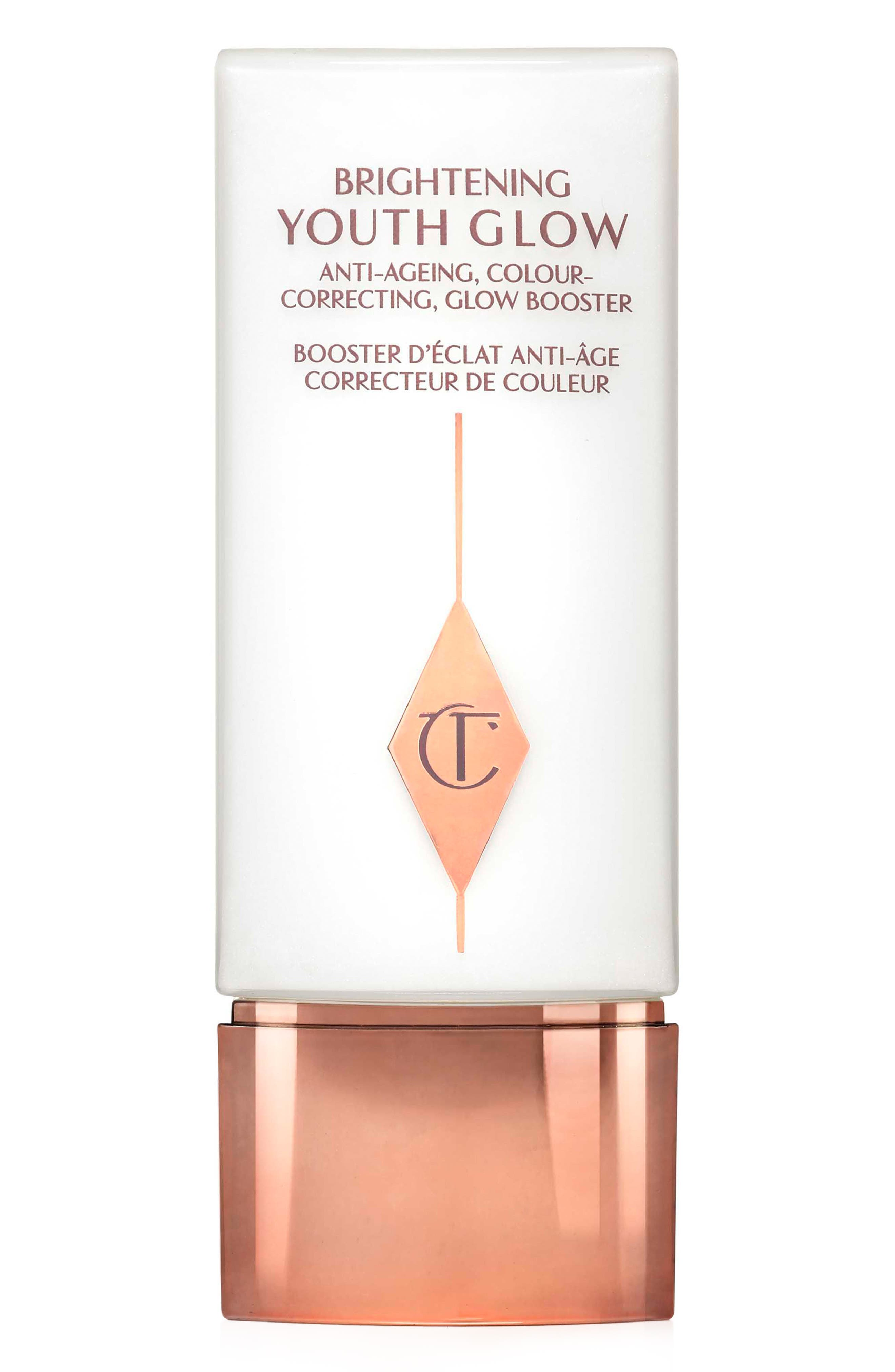CHARLOTTE TILBURY, Brightening Youth Glow Primer, Main thumbnail 1, color, NO COLOR