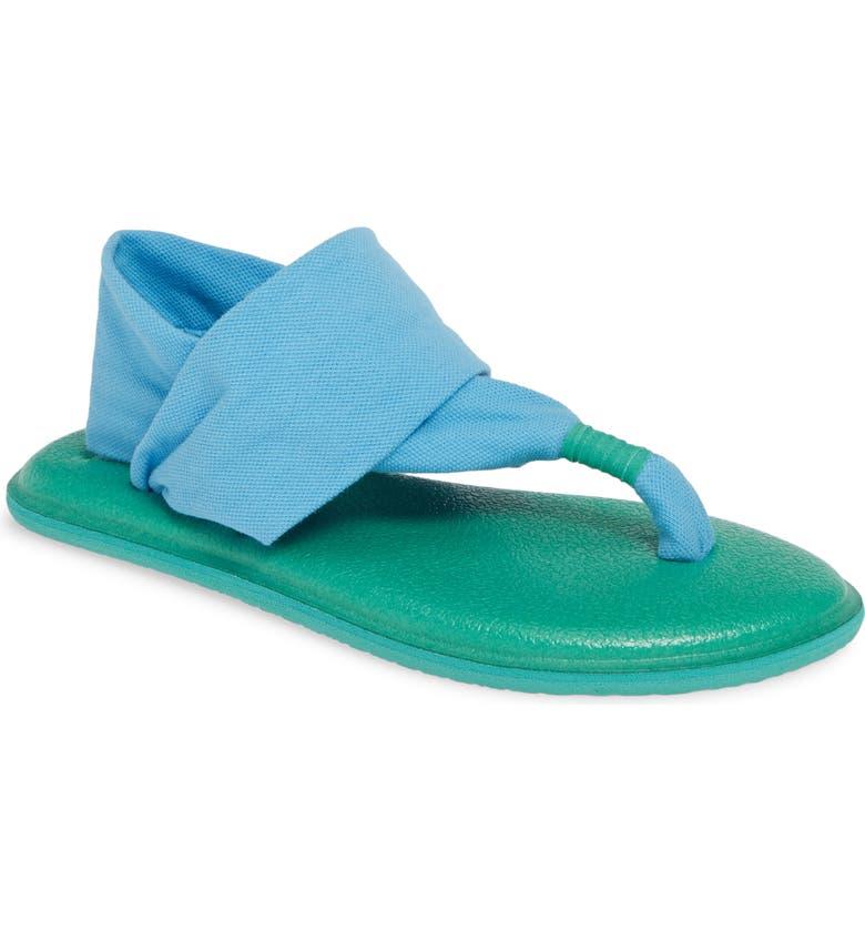 a3f4ae199213 Sanuk Lil Yoga Sling 2 Sandal (Toddler