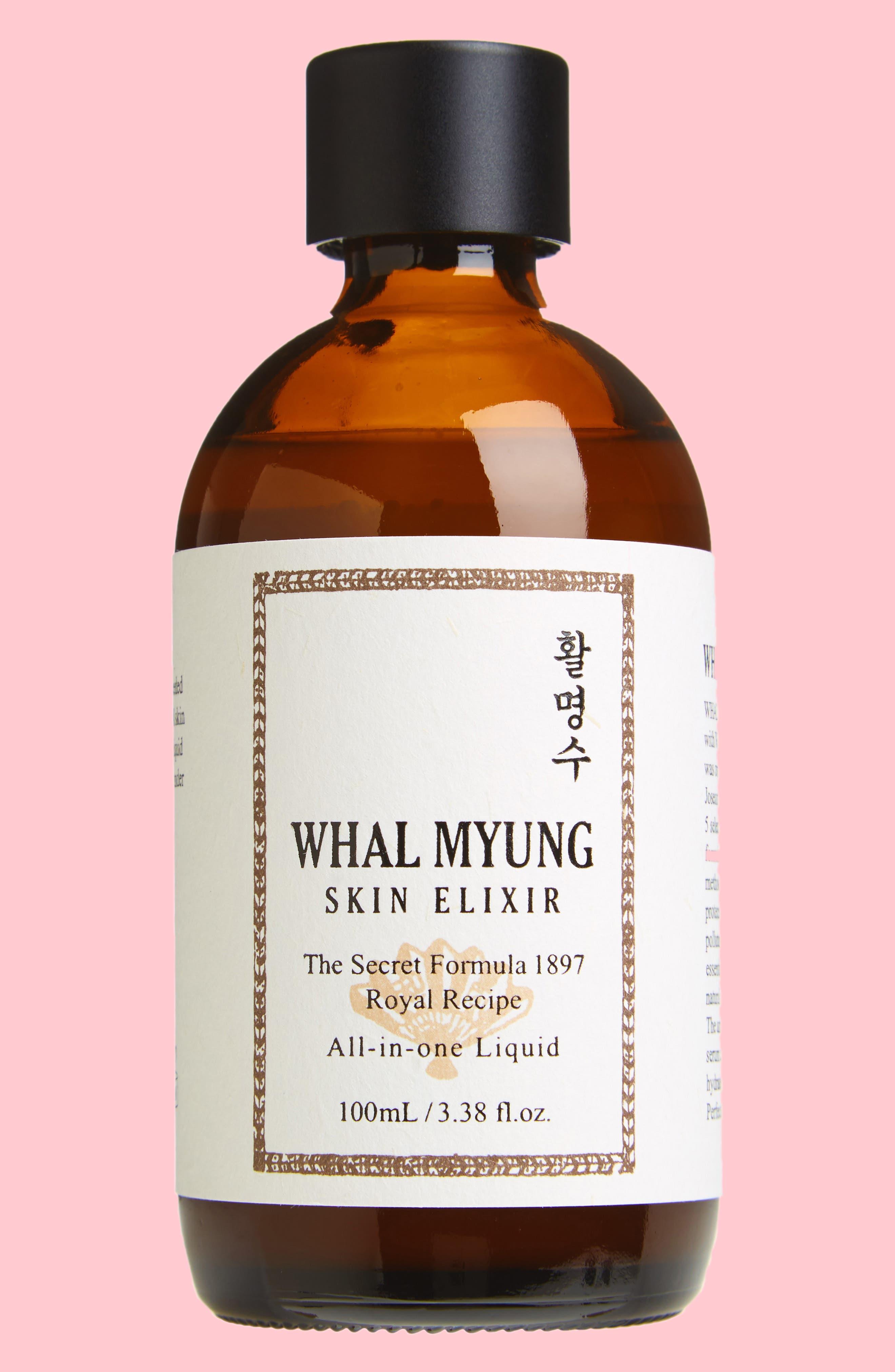 WHAL MYUNG, Skin Elixir, Alternate thumbnail 3, color, NO COLOR