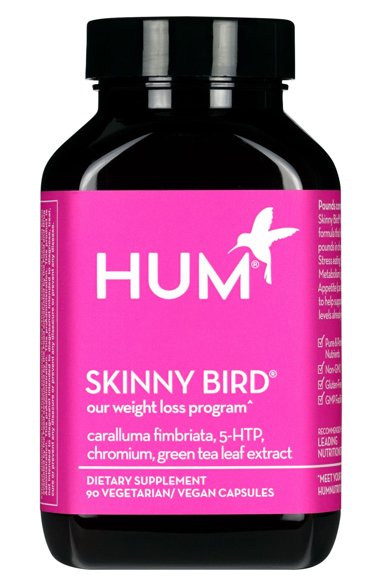 HUM NUTRITION, Skinny Bird<sup>®</sup> Supplement, Main thumbnail 1, color, NO COLOR