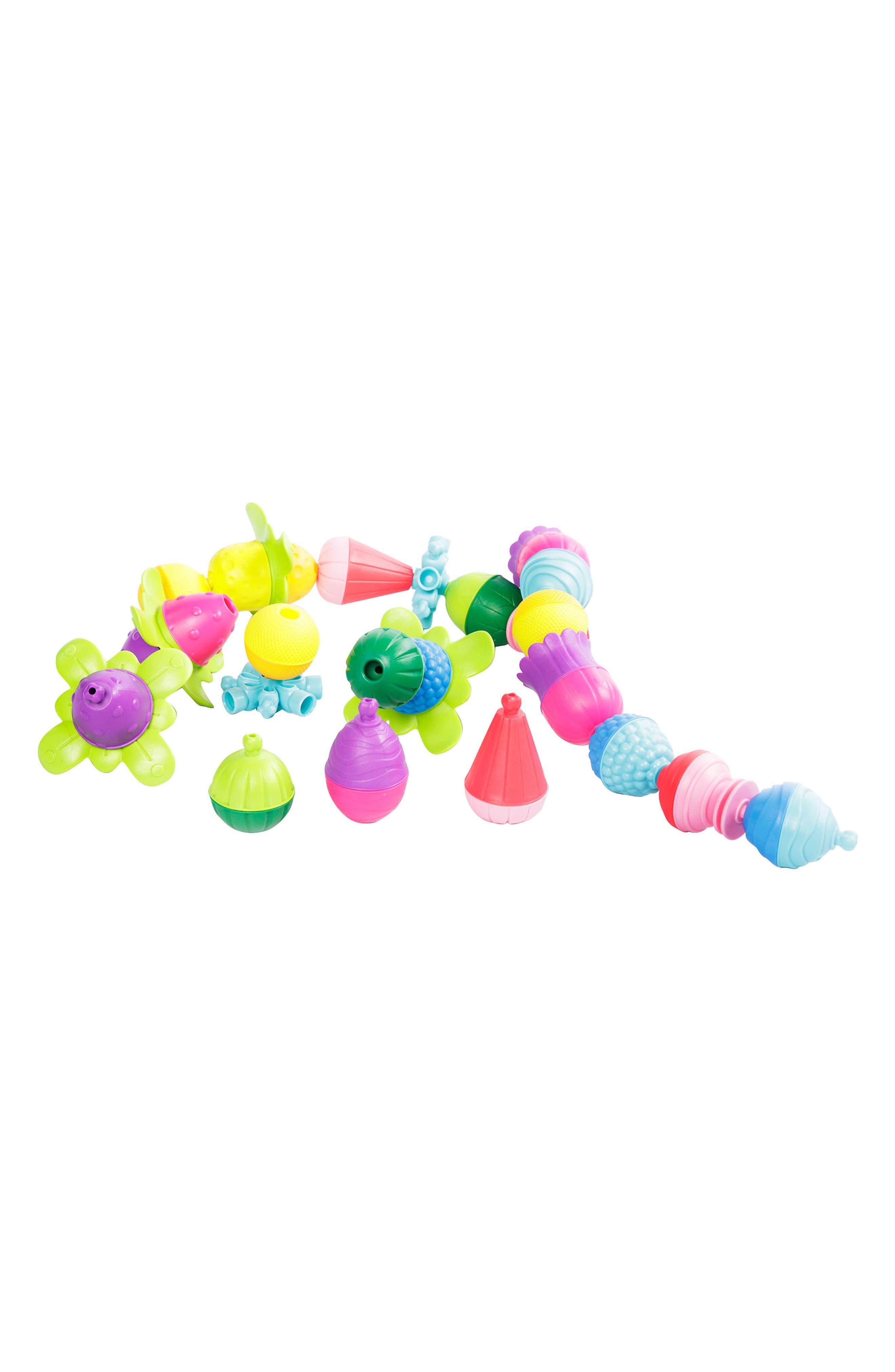 FAT BRAIN TOYS, LalaBoom Play Toy Set, Main thumbnail 1, color, PURPLE