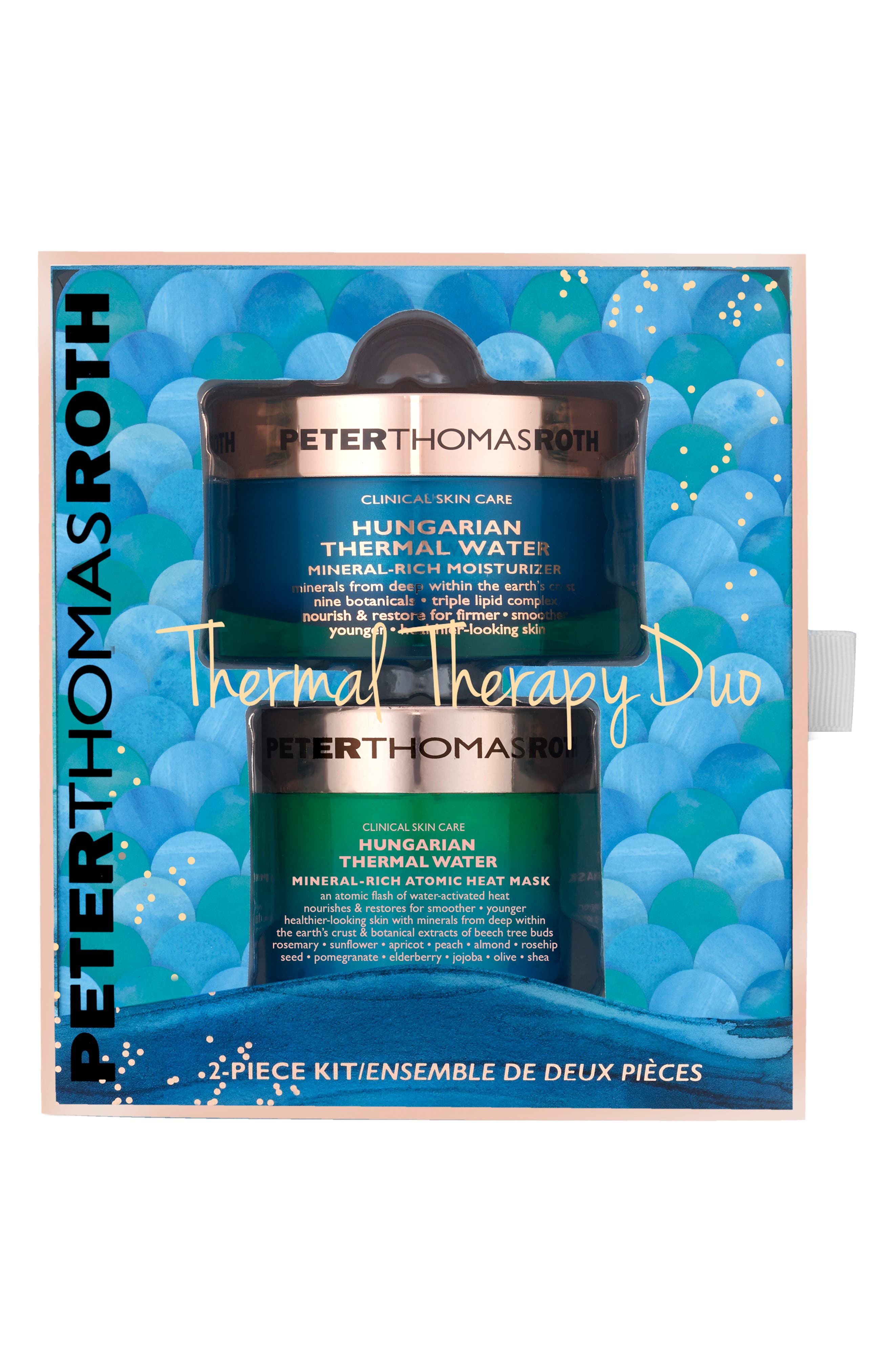 PETER THOMAS ROTH, Thermal Therapy Duo, Main thumbnail 1, color, NO COLOR