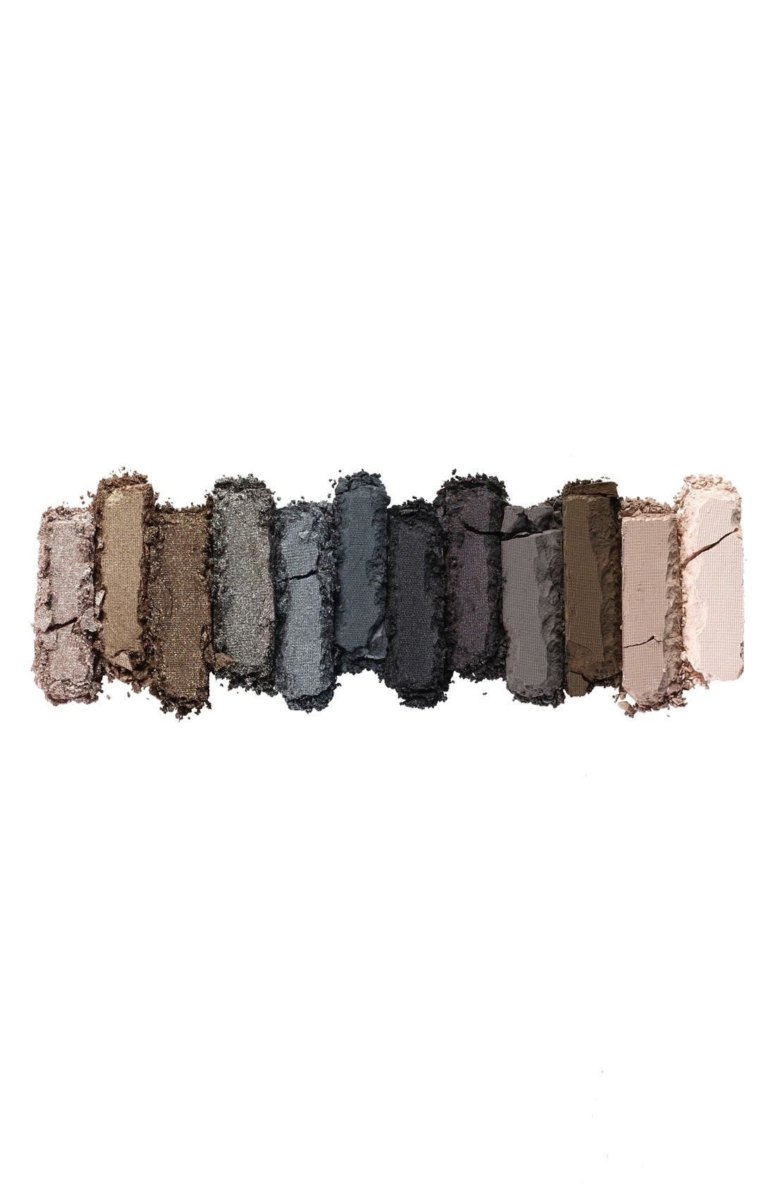 URBAN DECAY, 'Naked Smoky' Palette, Alternate thumbnail 5, color, 000