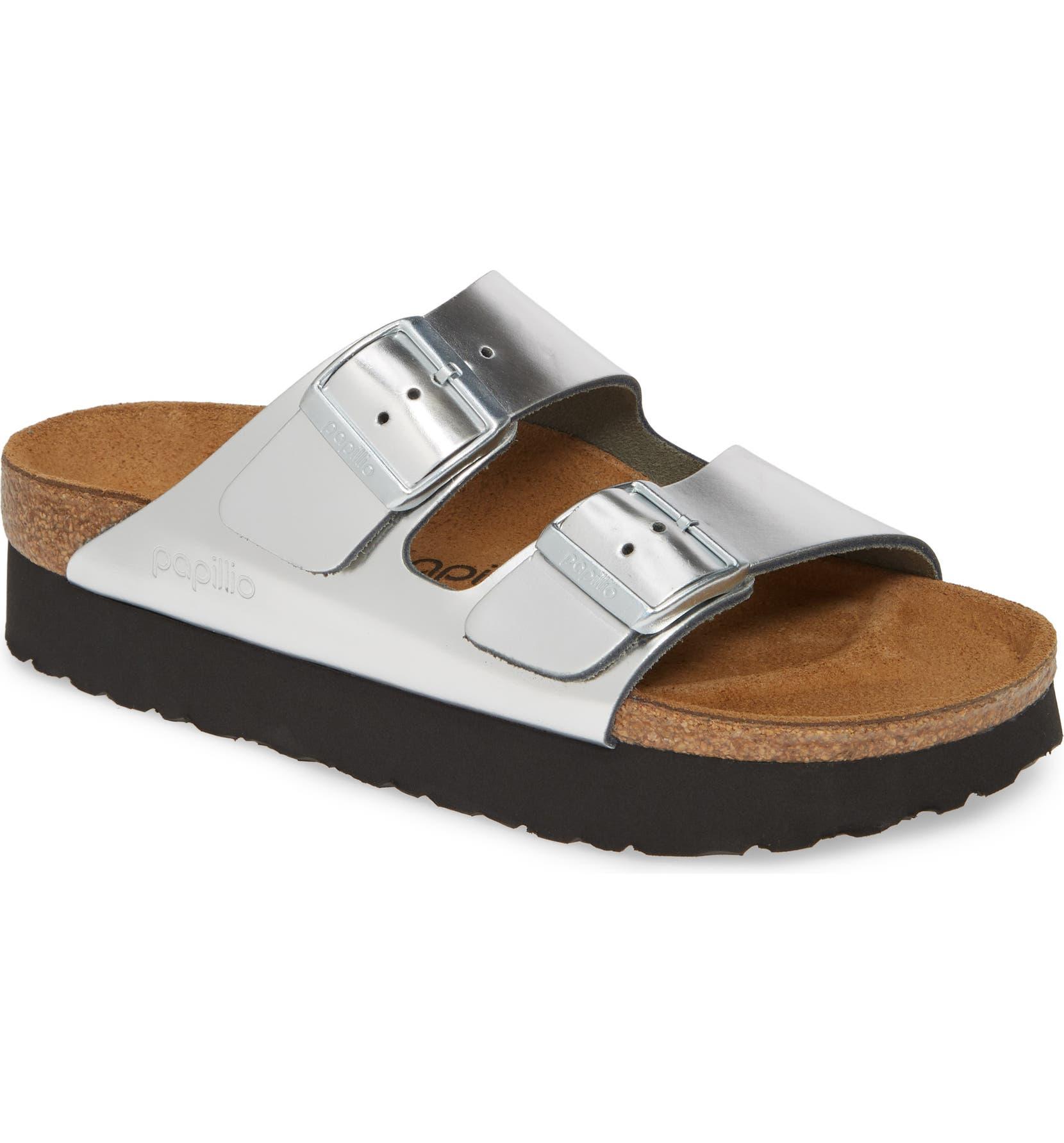 89b2ab89a6c2 Papillio by Birkenstock  Arizona - Birko-Flor  Platform Sandal (Women)