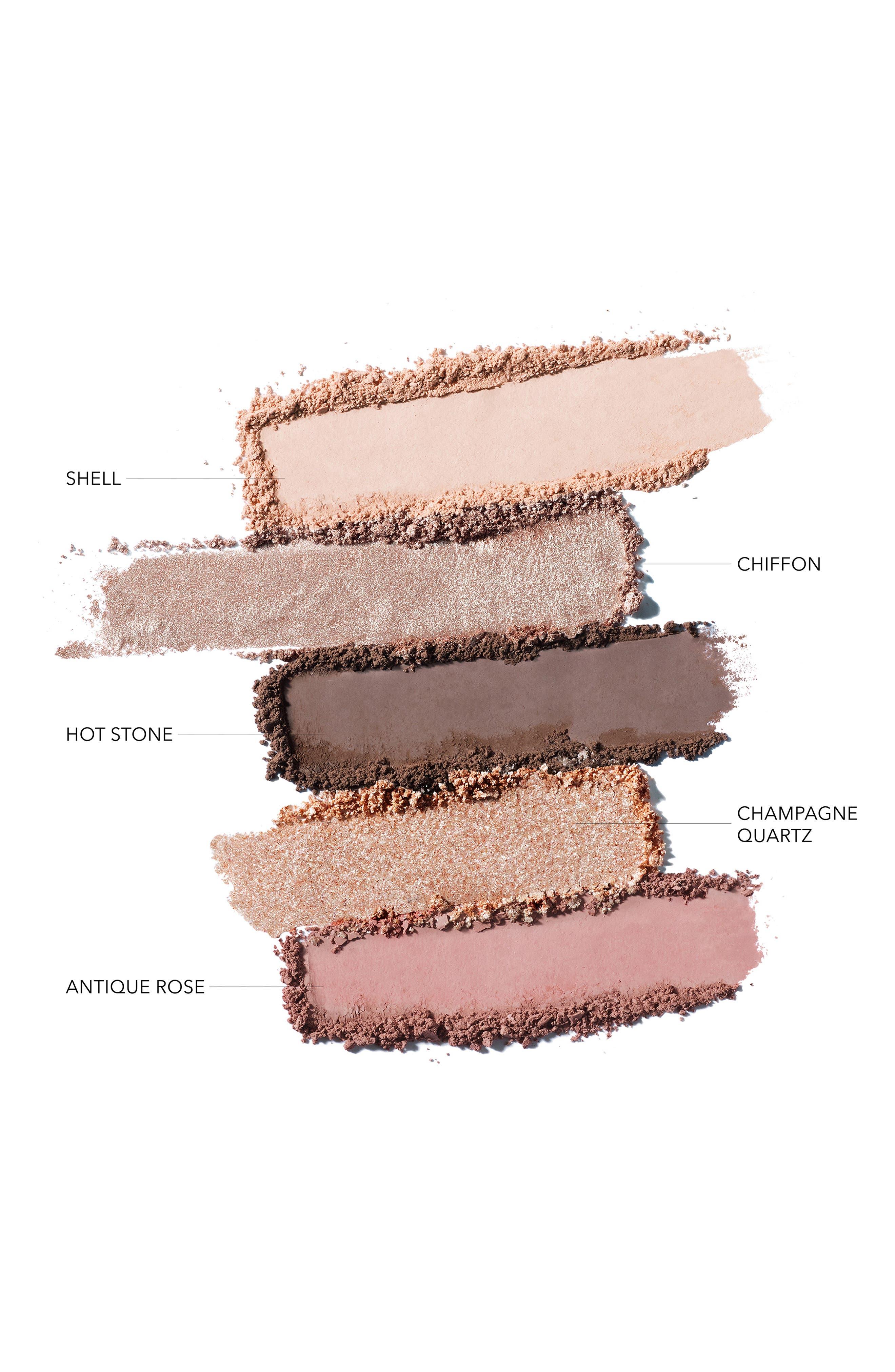 BOBBI BROWN, x Ulla Johnson The Minou Eyeshadow Palette, Alternate thumbnail 5, color, MINOU