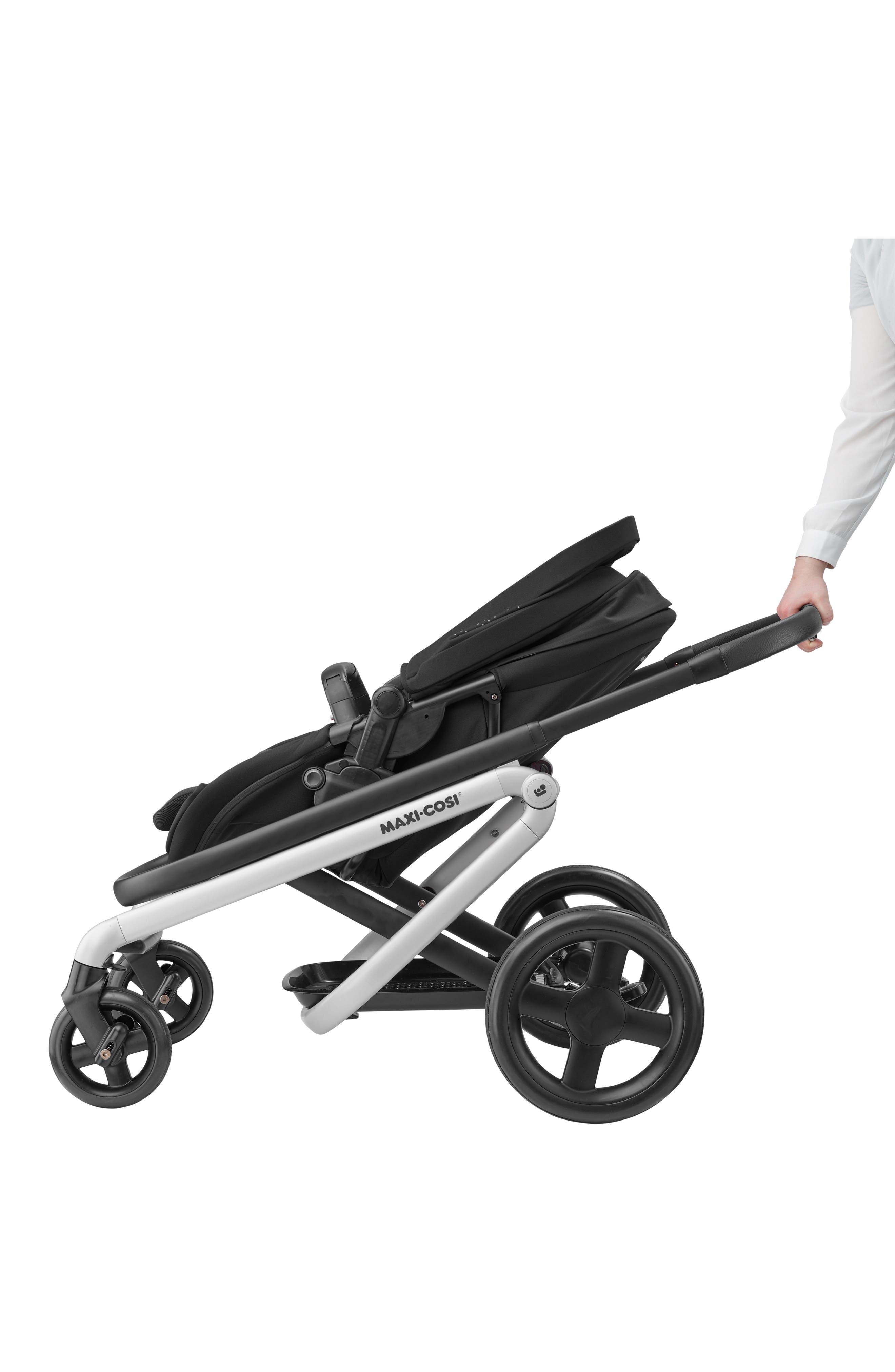 MAXI-COSI<SUP>®</SUP>, Lila Modular Stroller, Alternate thumbnail 2, color, NOMAD BLACK