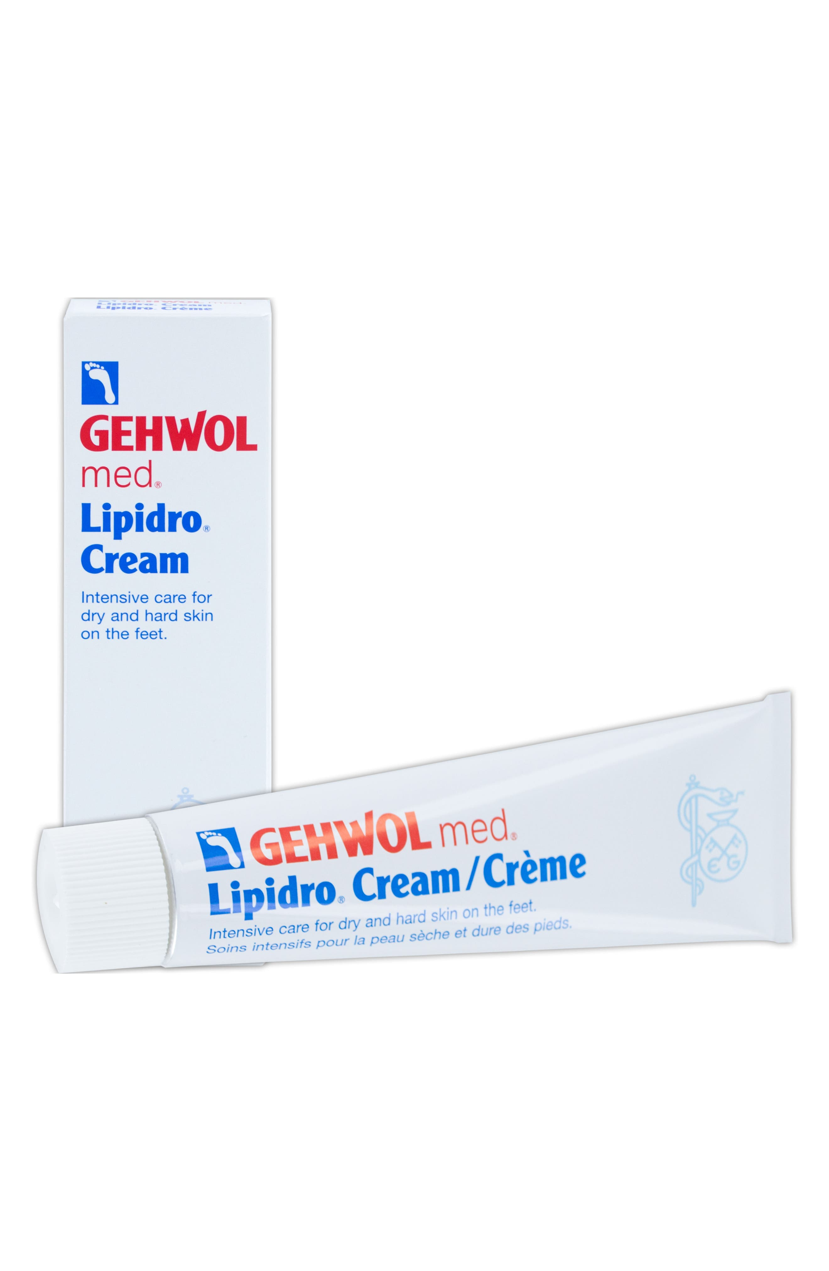 GEHWOL,  Lipidro Cream, Main thumbnail 1, color, NO COLOR