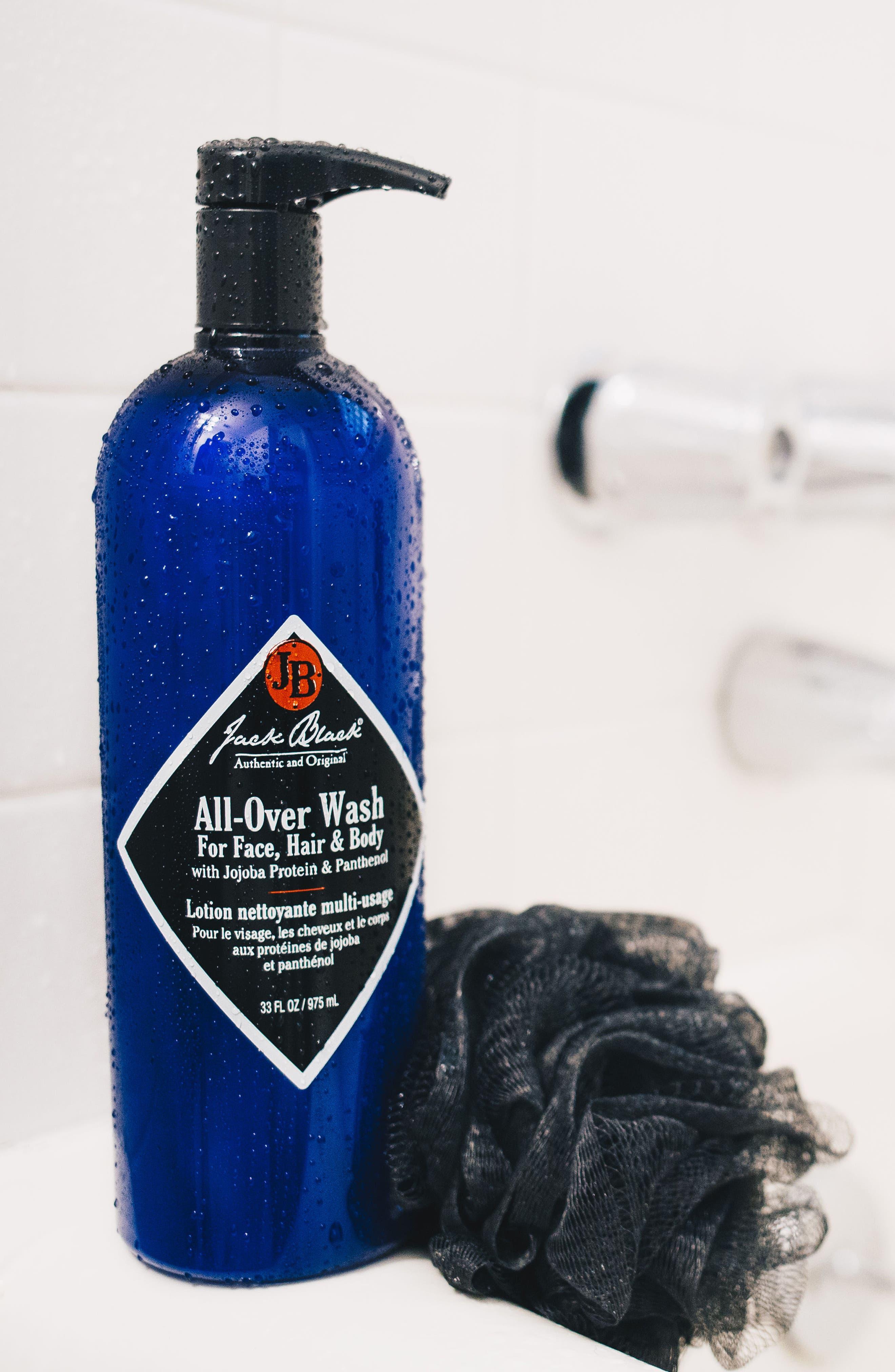 JACK BLACK, All-Over Wash, Alternate thumbnail 6, color, NO COLOR