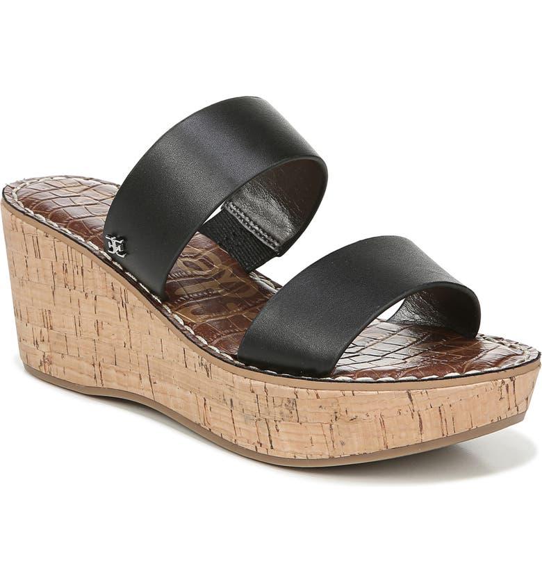 2189033bb19 Sam Edelman Rydell Platform Slide Sandal (Women)