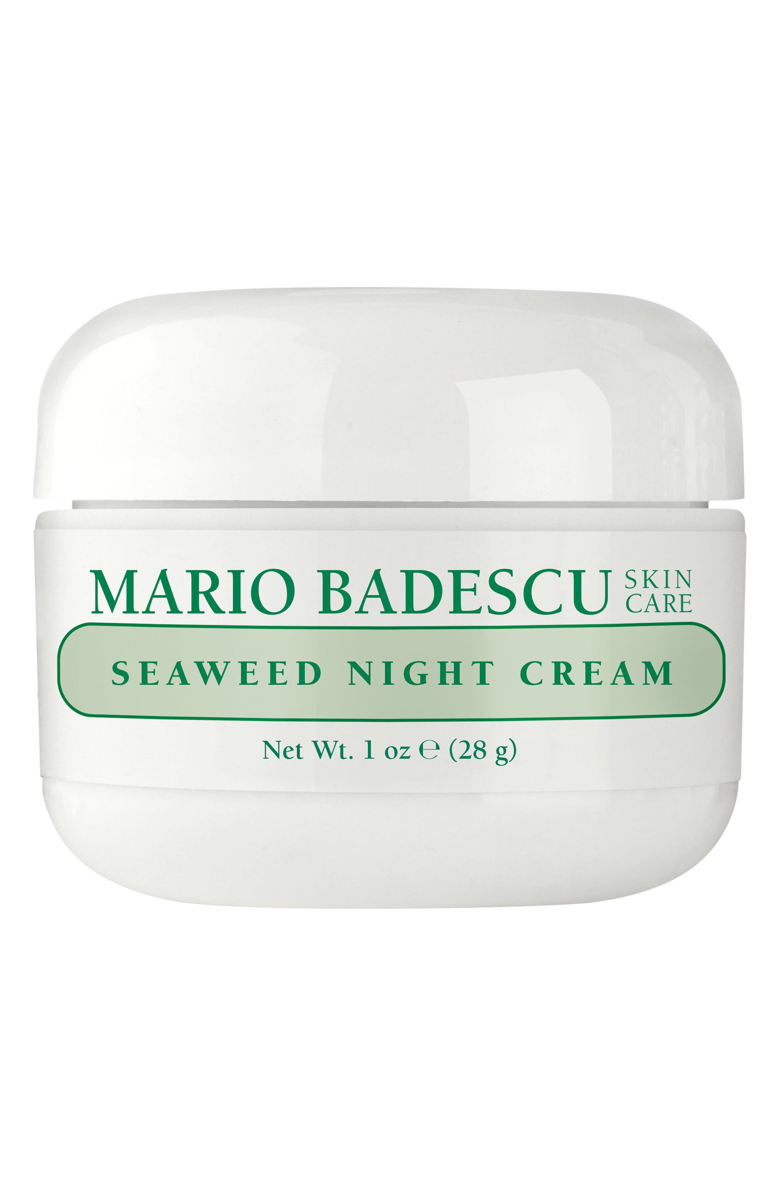 MARIO BADESCU, Seaweed Night Cream, Main thumbnail 1, color, NO COLOR