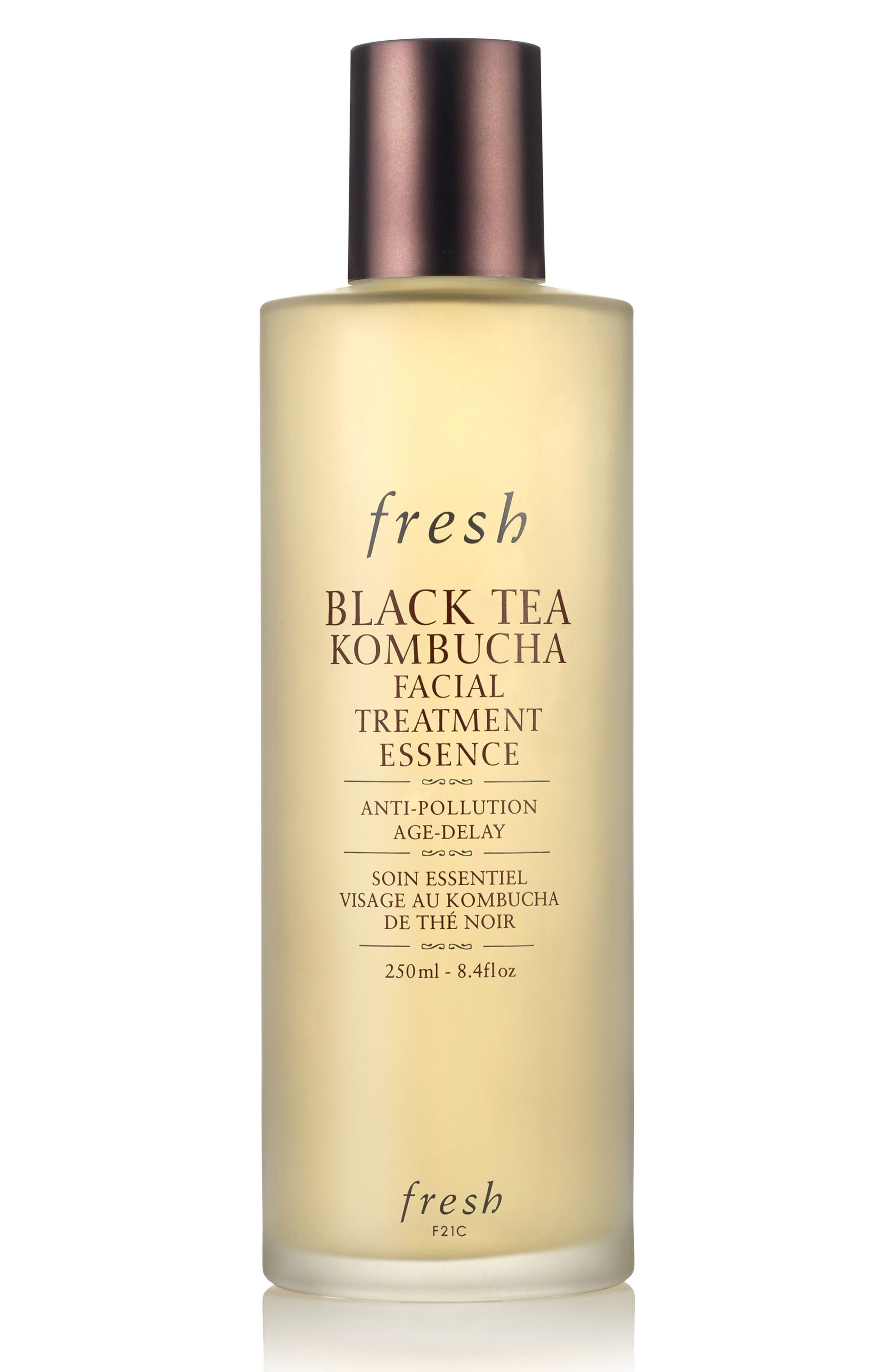 FRESH<SUP>®</SUP>, Black Tea Kombucha Facial Treatment Essence, Main thumbnail 1, color, NO COLOR