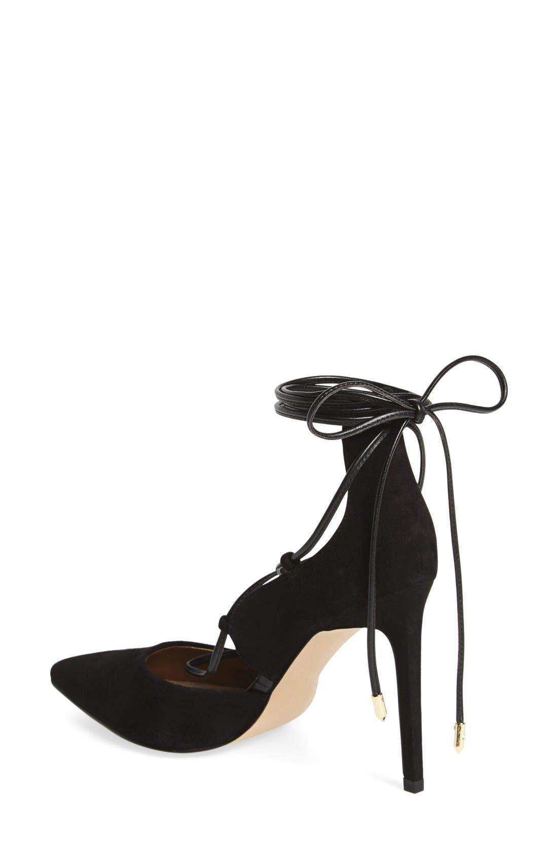 SAM EDELMAN, 'Dayna' Pump, Alternate thumbnail 2, color, 002