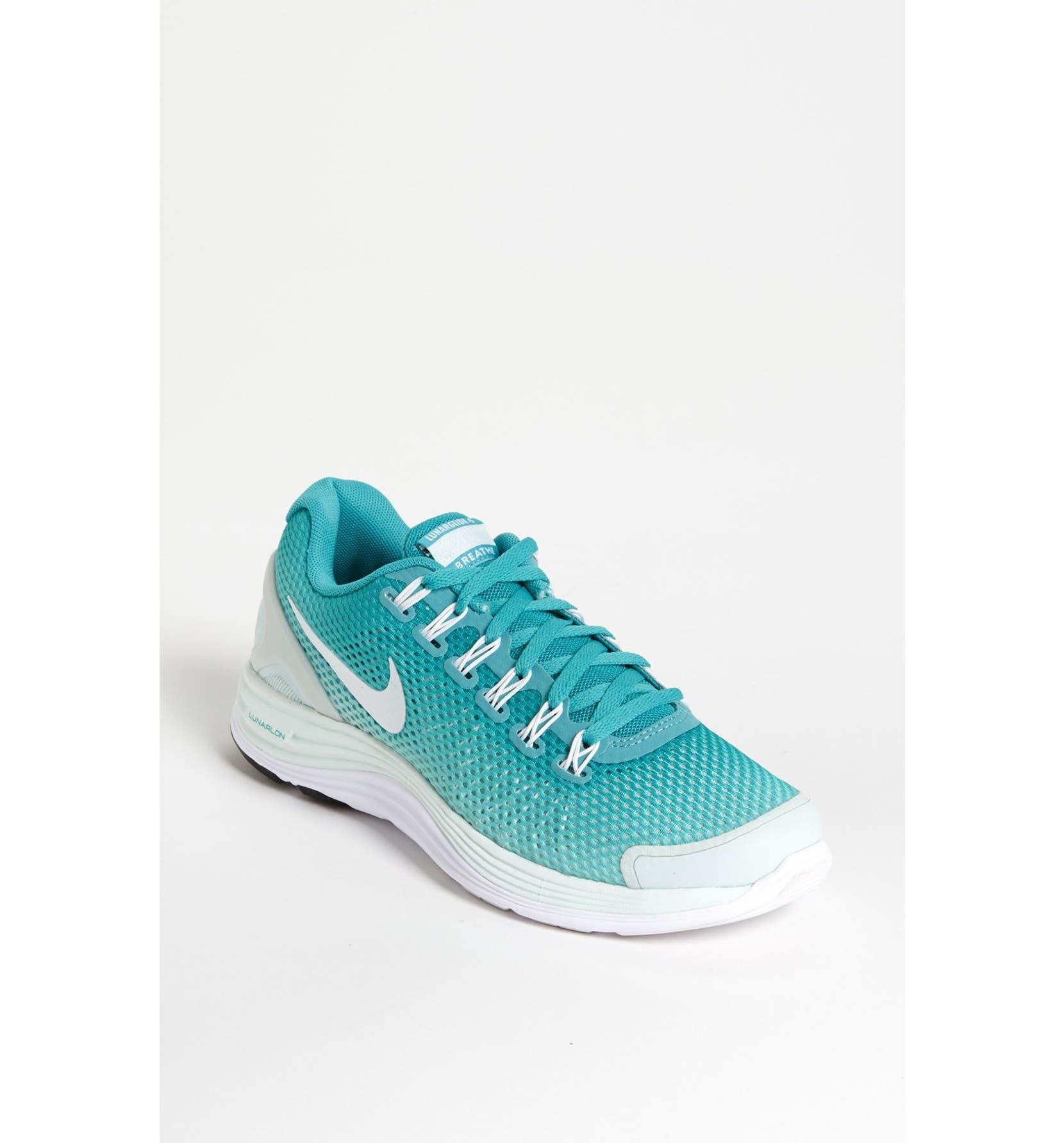 451b5a0d5777 Nike  LunarGlide 4 Breathe  Running Shoe (Women)