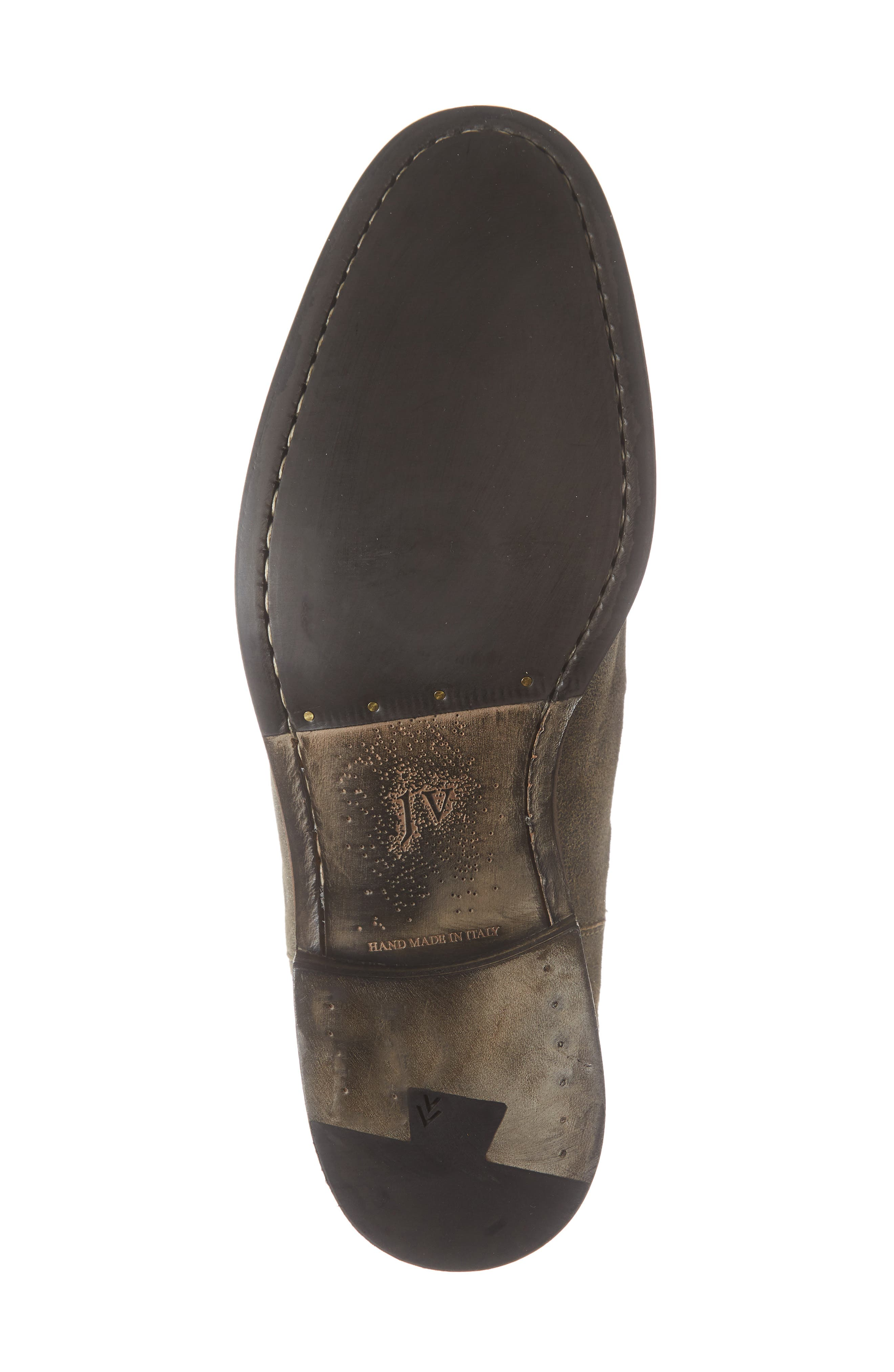 JOHN VARVATOS COLLECTION, Fleetwood Chelsea Boot, Alternate thumbnail 6, color, 237