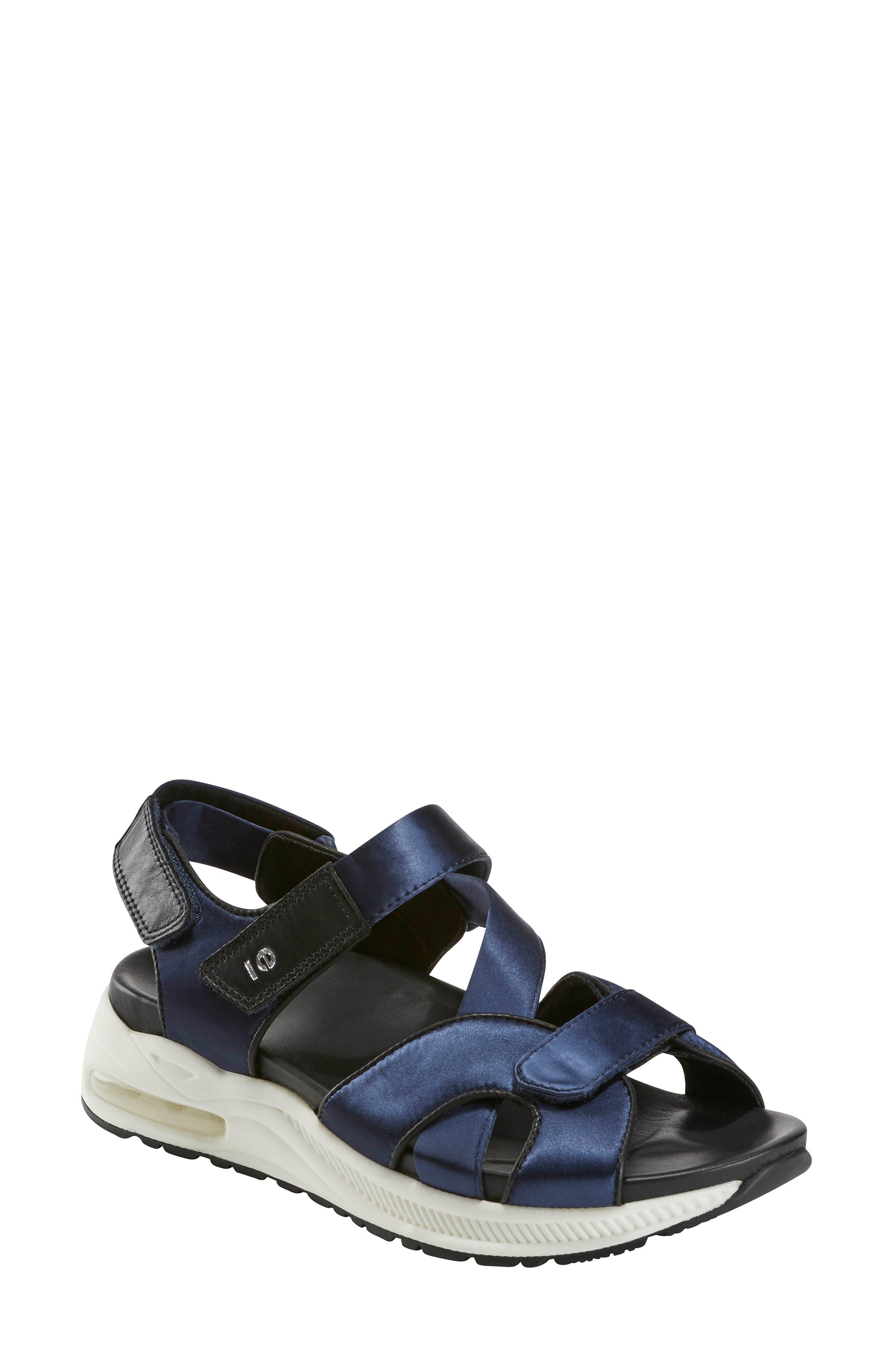 Earth Kushima Slingback Sandal, Blue