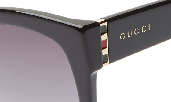 4485062a9e7c0 Gucci 54mm Square Sunglasses