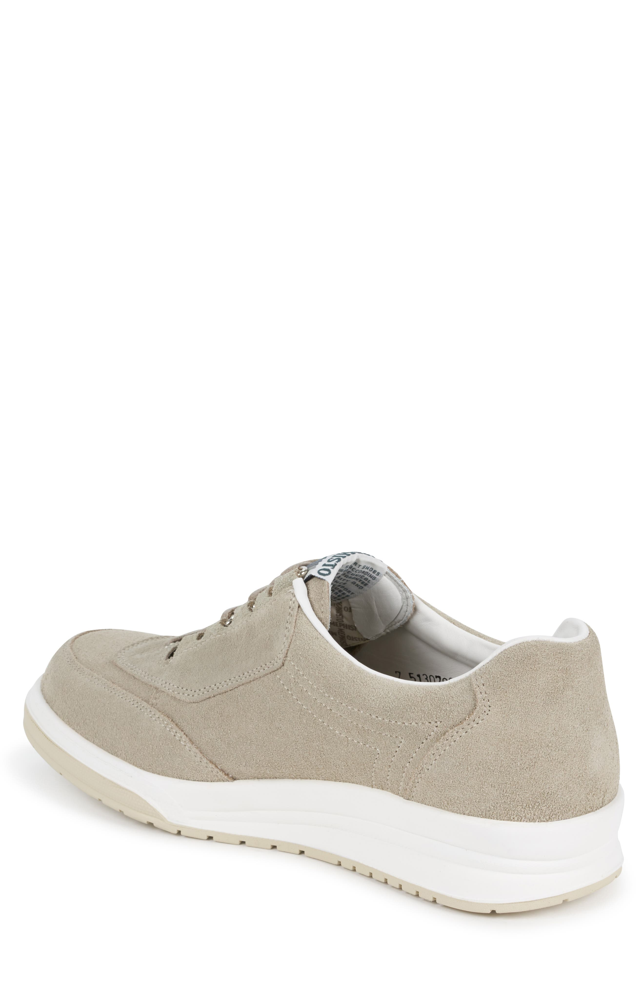 MEPHISTO, 'Match' Walking Shoe, Alternate thumbnail 2, color, CAMEL