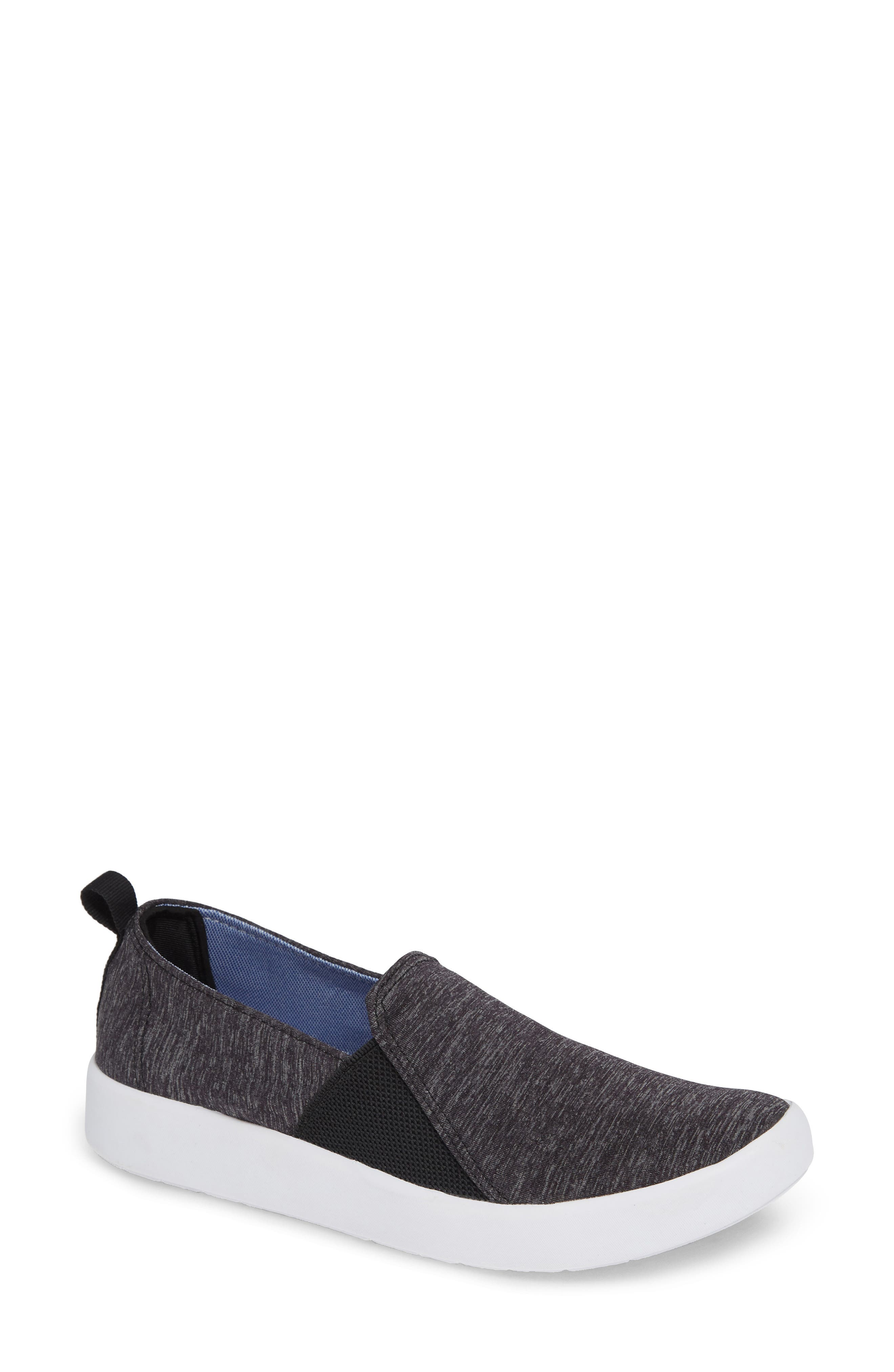 KEDS<SUP>®</SUP> Studio Liv Active Knit Sneaker, Main, color, BLACK
