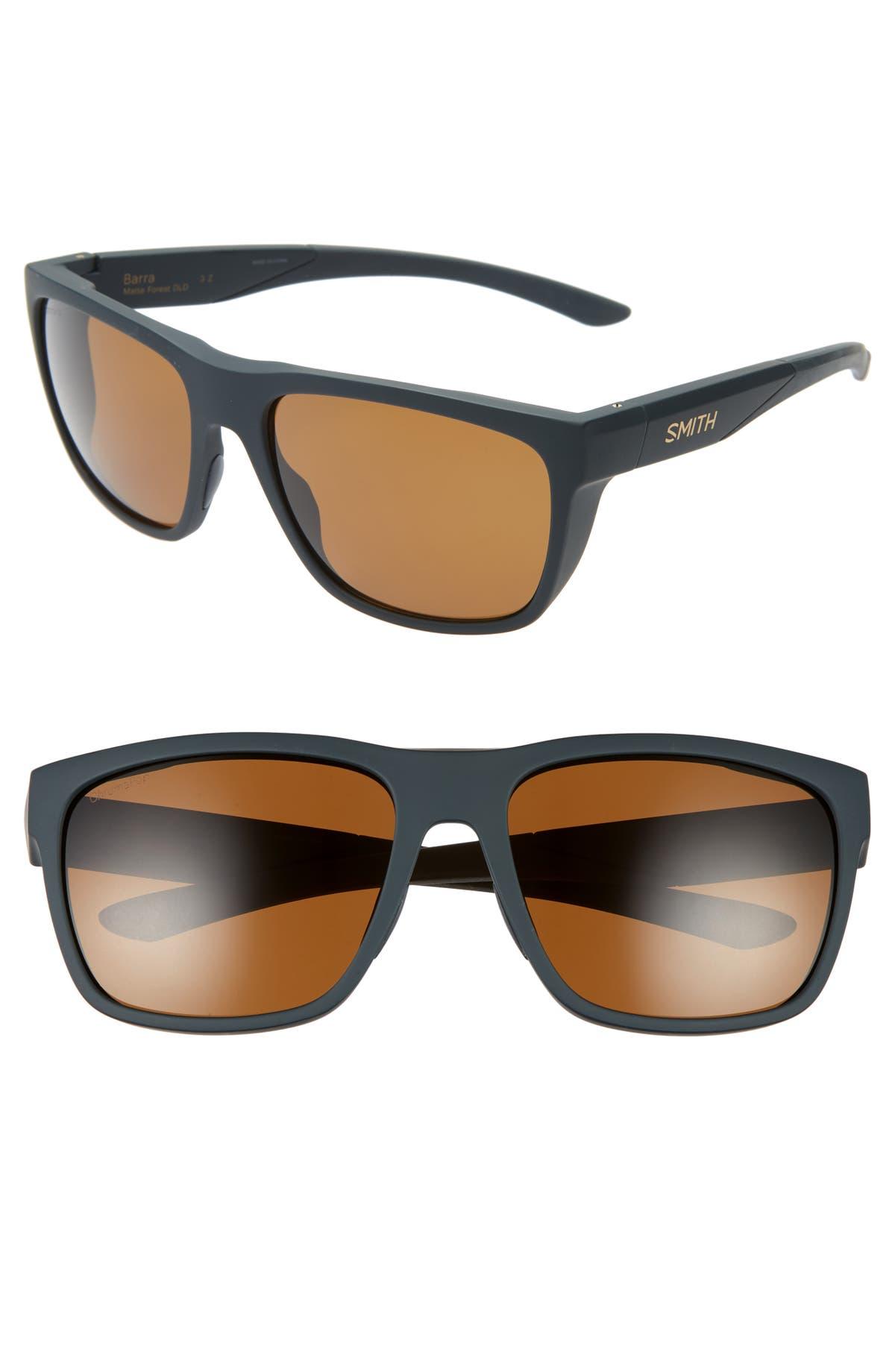 91ceef9234 Smith Bauhaus 59mm ChromaPop™ Polarized Sunglasses