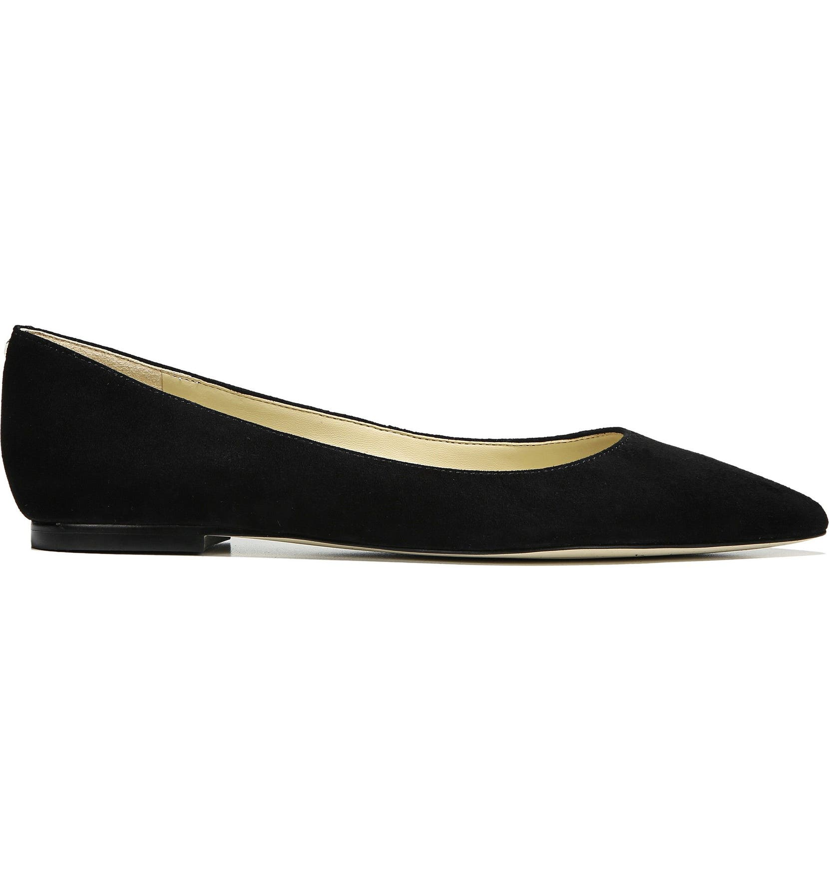 83f68ce01999 Sam Edelman  Rae  Pointy Toe Ballet Flat (Women)