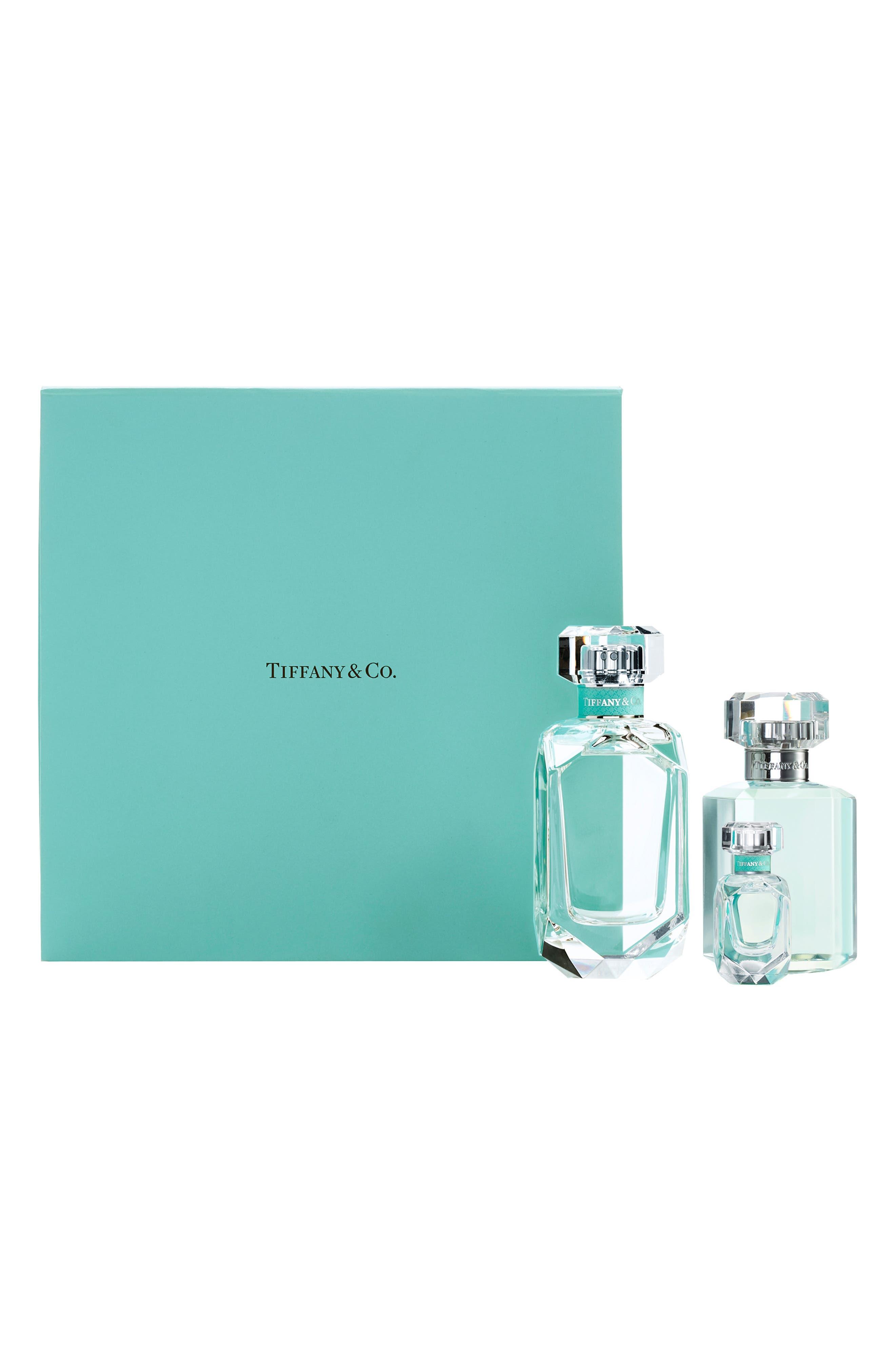 TIFFANY & CO., Tiffany Eau de Parfum Set, Main thumbnail 1, color, NO COLOR