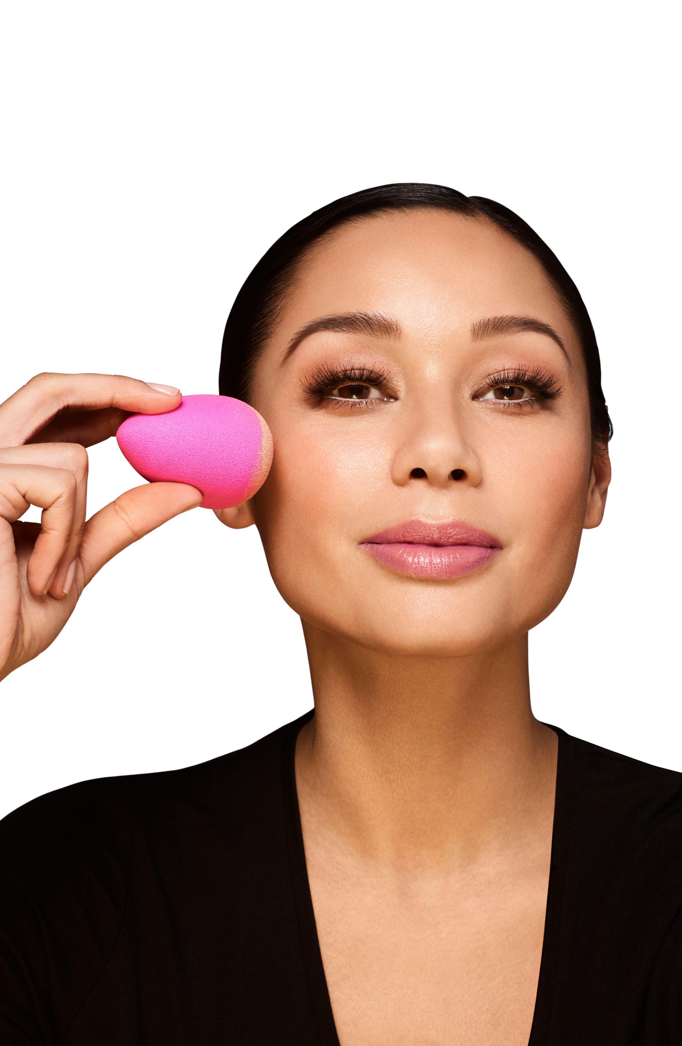 BEAUTYBLENDER<SUP>®</SUP>, Original Makeup Sponge Applicator, Alternate thumbnail 5, color, NO COLOR