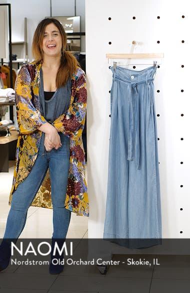 Jess Paperbag Waist Pants, sales video thumbnail