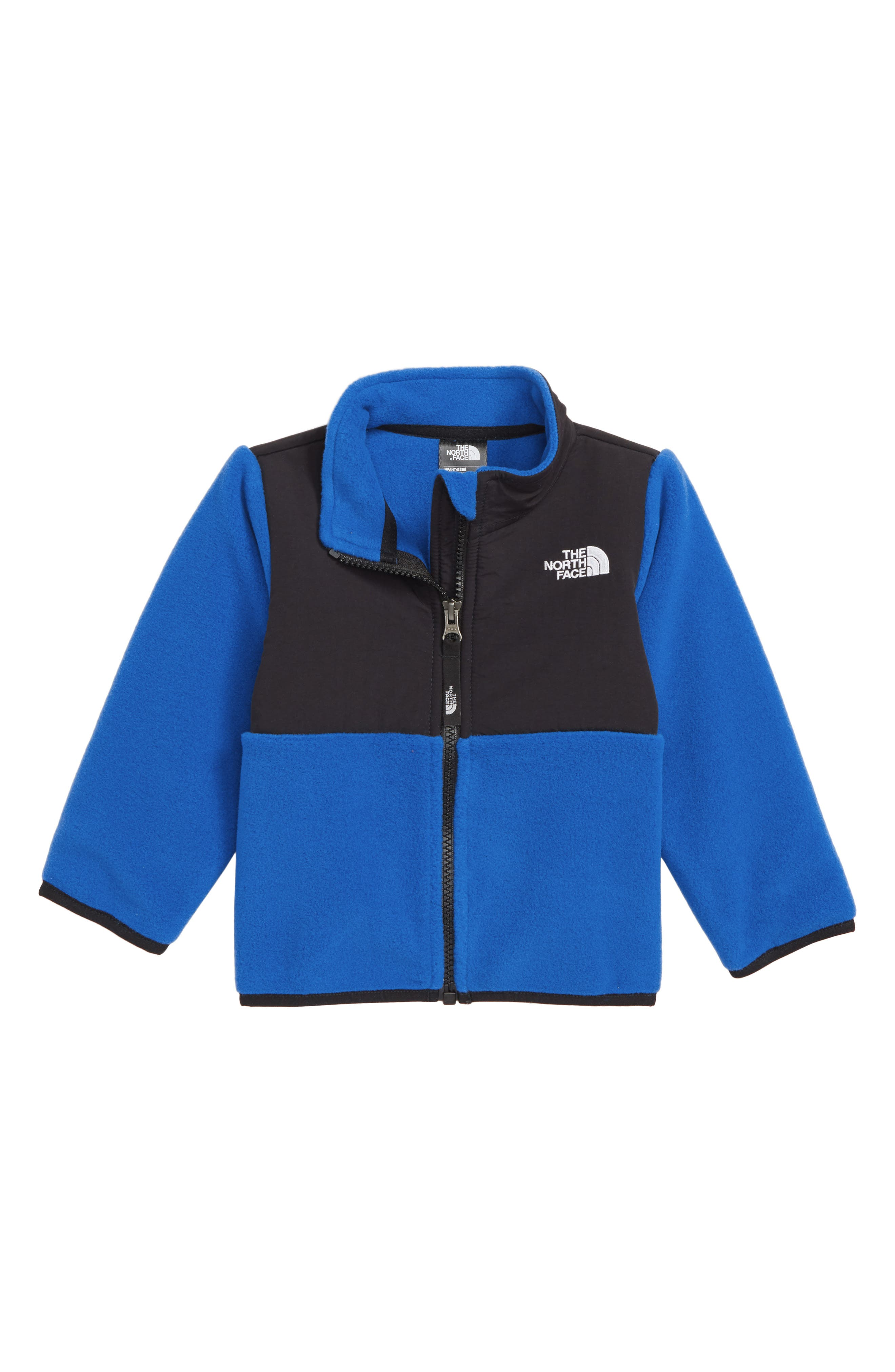 THE NORTH FACE, Denali Recycled Fleece Jacket, Main thumbnail 1, color, TURKISH SEA