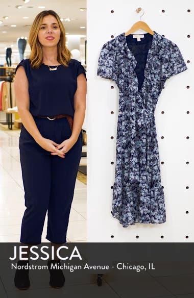 Ruffle Wrap Dress, sales video thumbnail