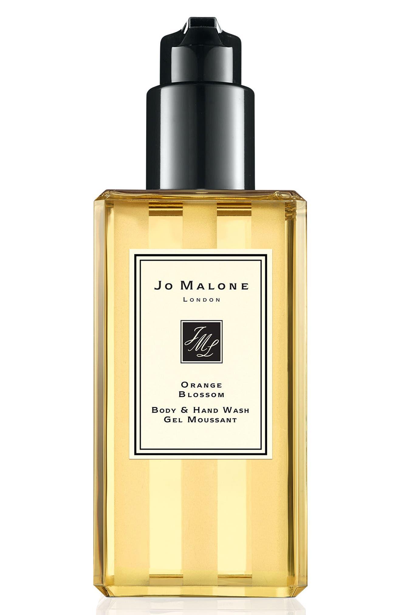 JO MALONE LONDON<SUP>™</SUP> Orange Blossom Body & Hand Wash, Main, color, NO COLOR