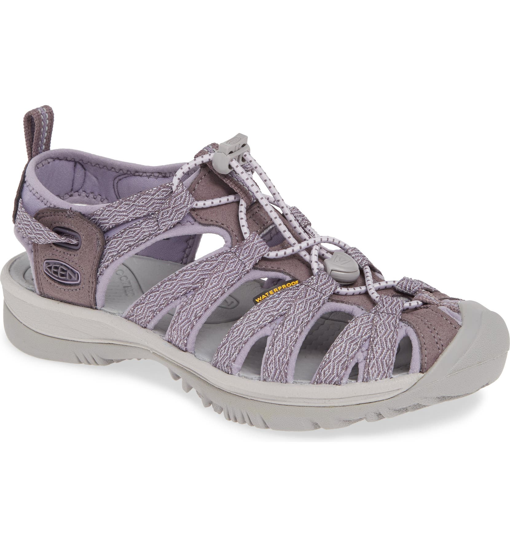 16ff44d2cf59 Keen  Whisper  Water Friendly Sport Sandal (Women)