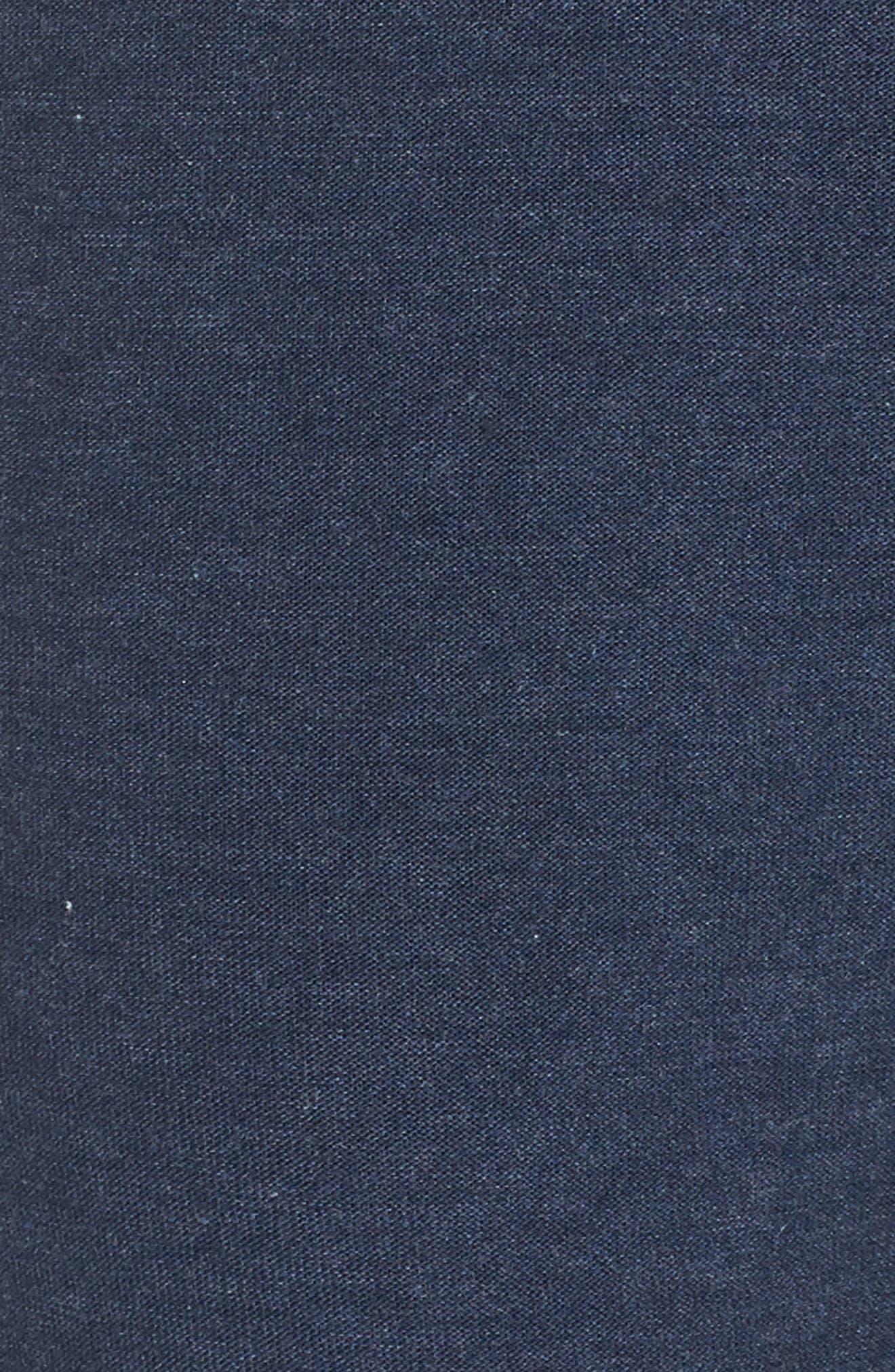 CHASER, Wide Leg Pajama Pants, Alternate thumbnail 6, color, 406